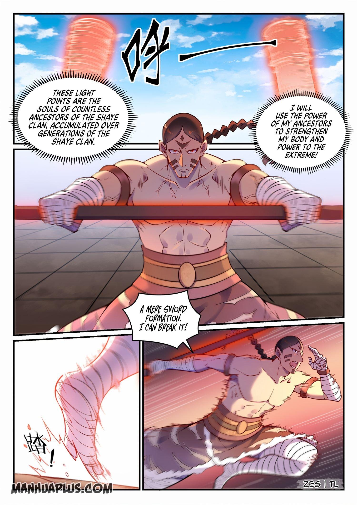 Manga Apotheosis - Chapter 652 Page 6