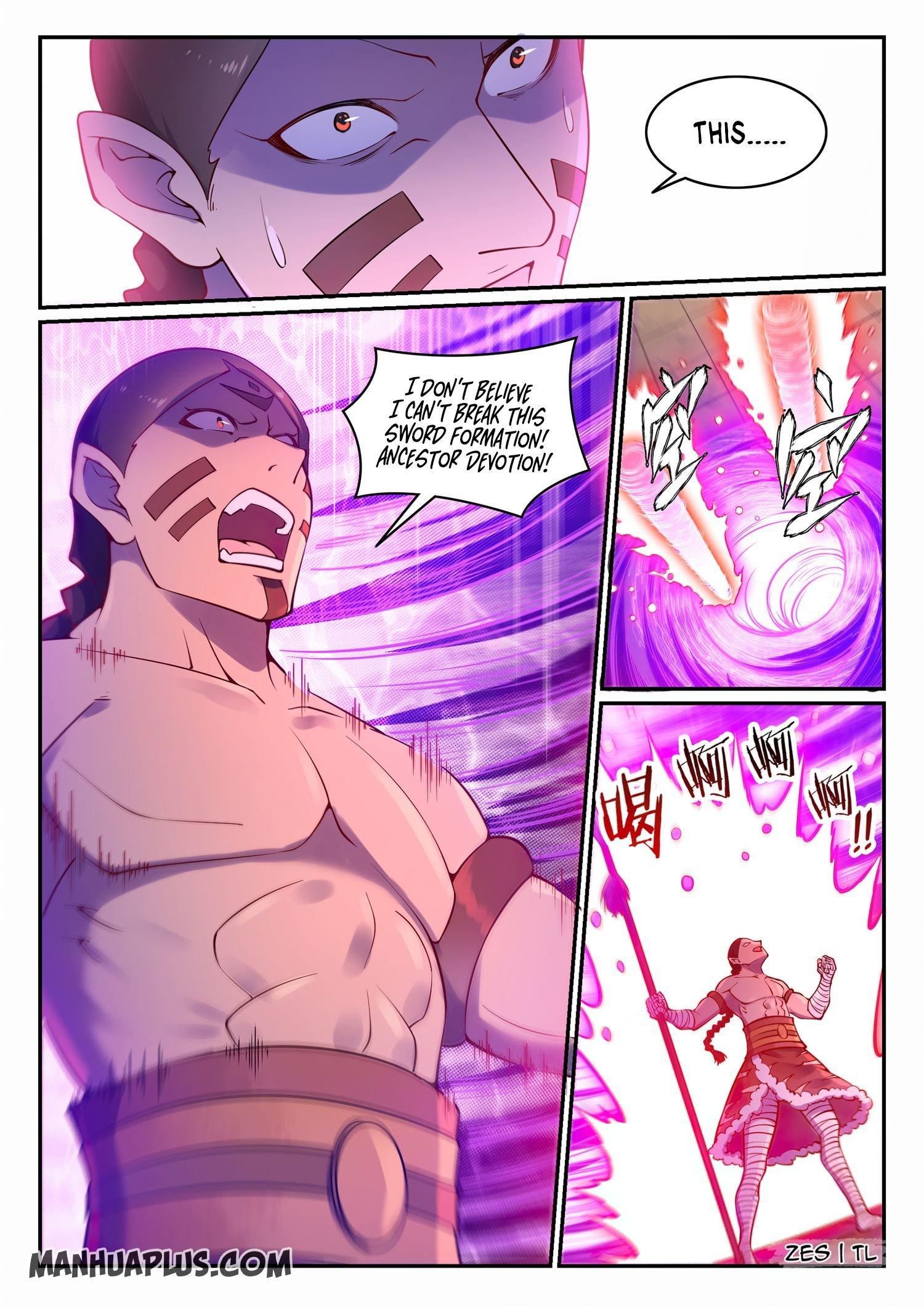 Manga Apotheosis - Chapter 652 Page 9
