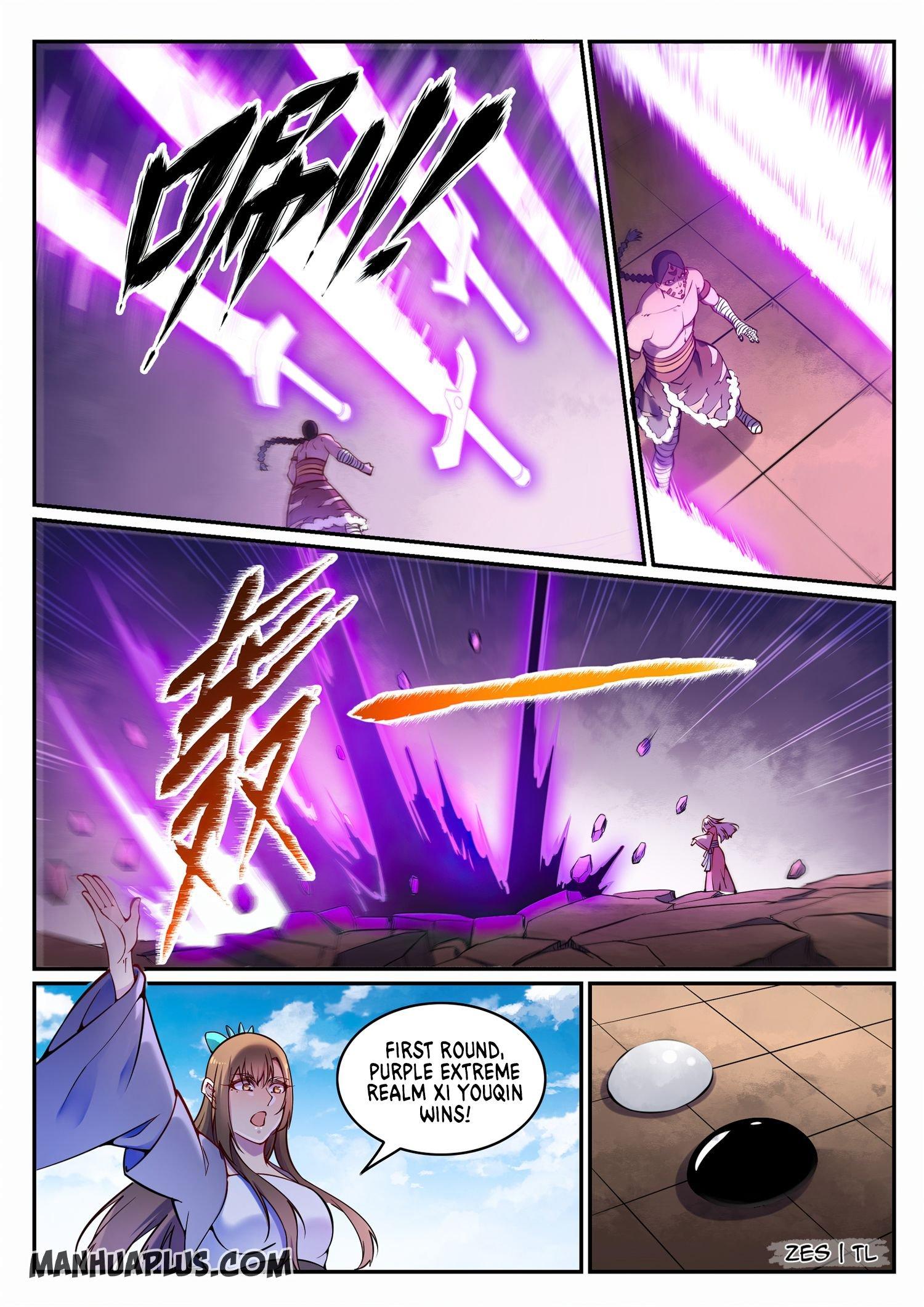 Manga Apotheosis - Chapter 652 Page 12
