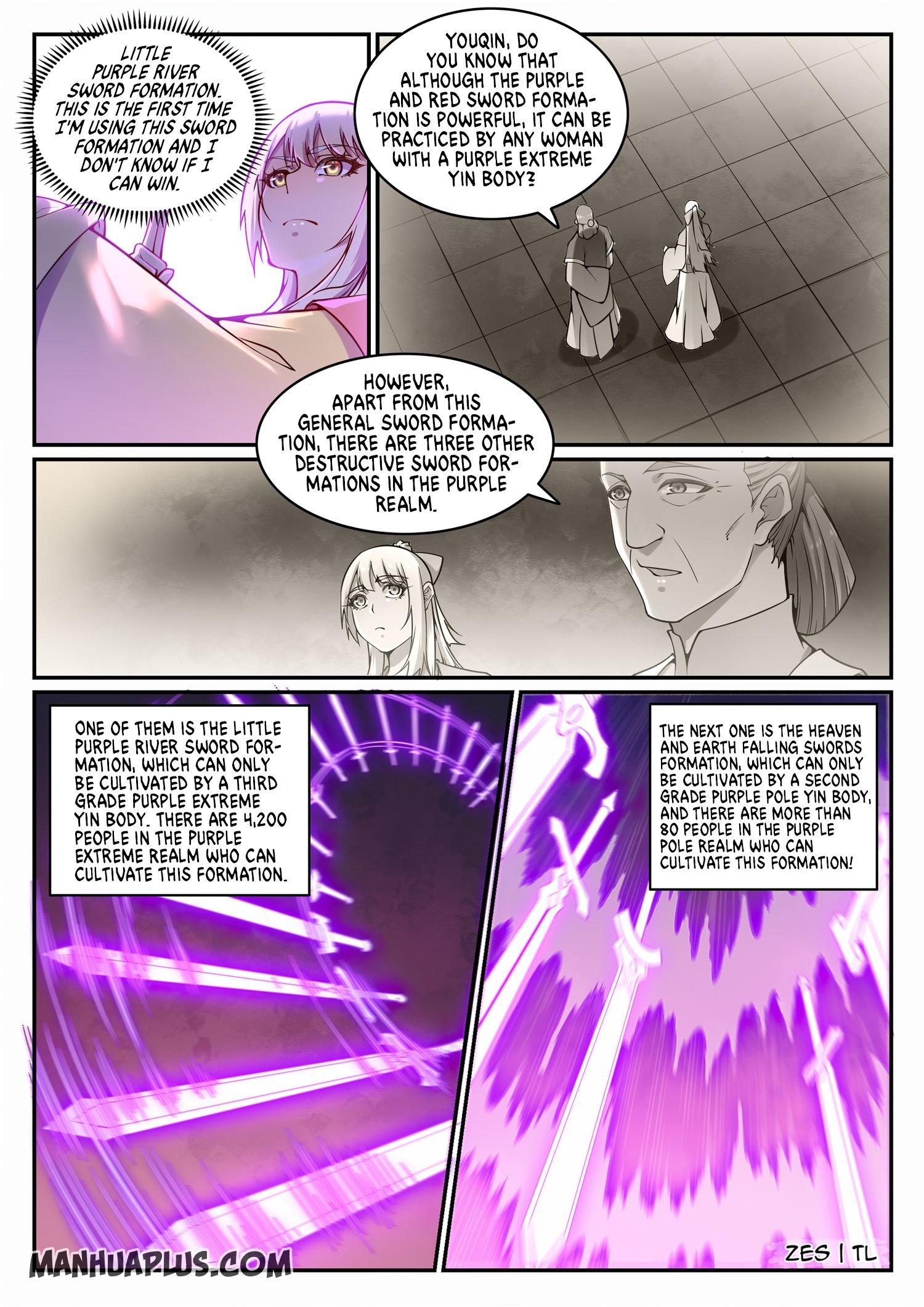 Manga Apotheosis - Chapter 652 Page 4