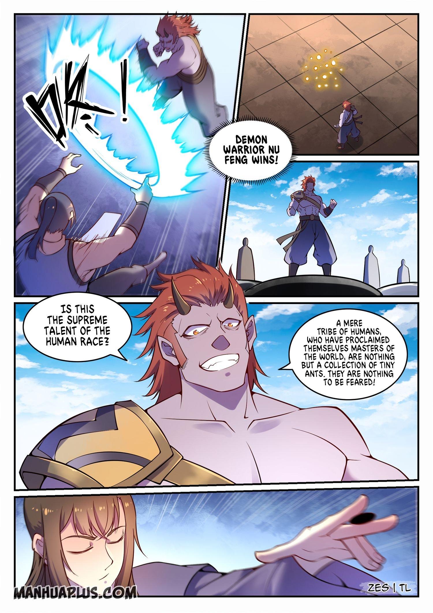 Manga Apotheosis - Chapter 652 Page 15