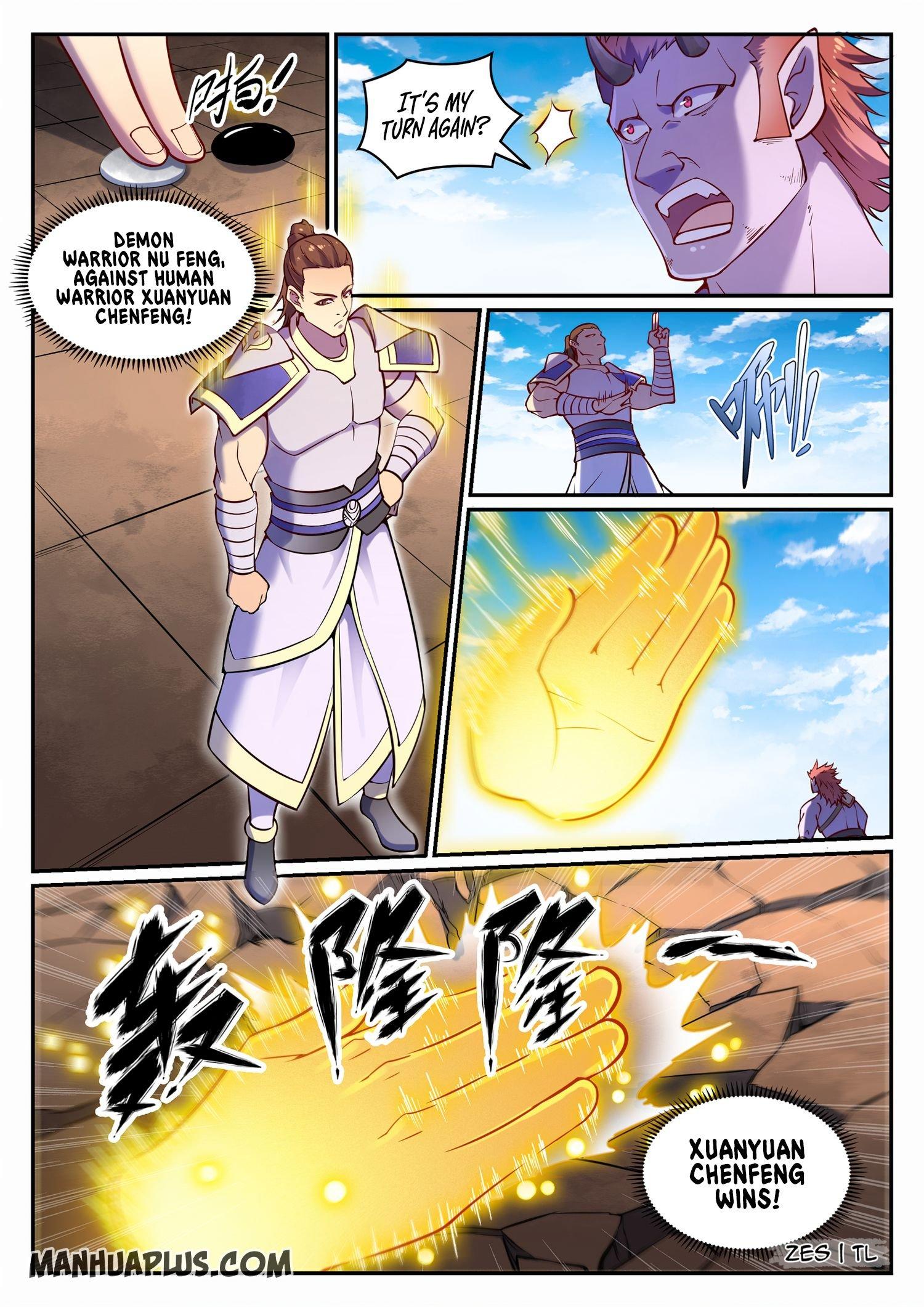 Manga Apotheosis - Chapter 652 Page 16