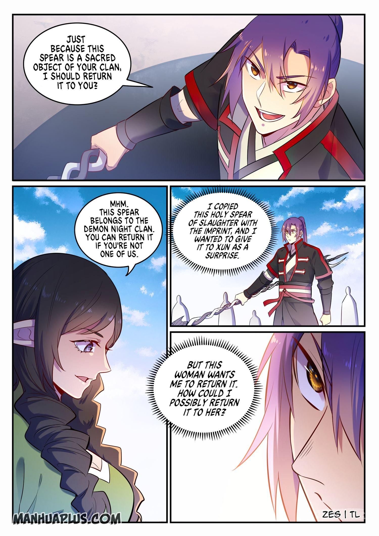Manga Apotheosis - Chapter 653 Page 13