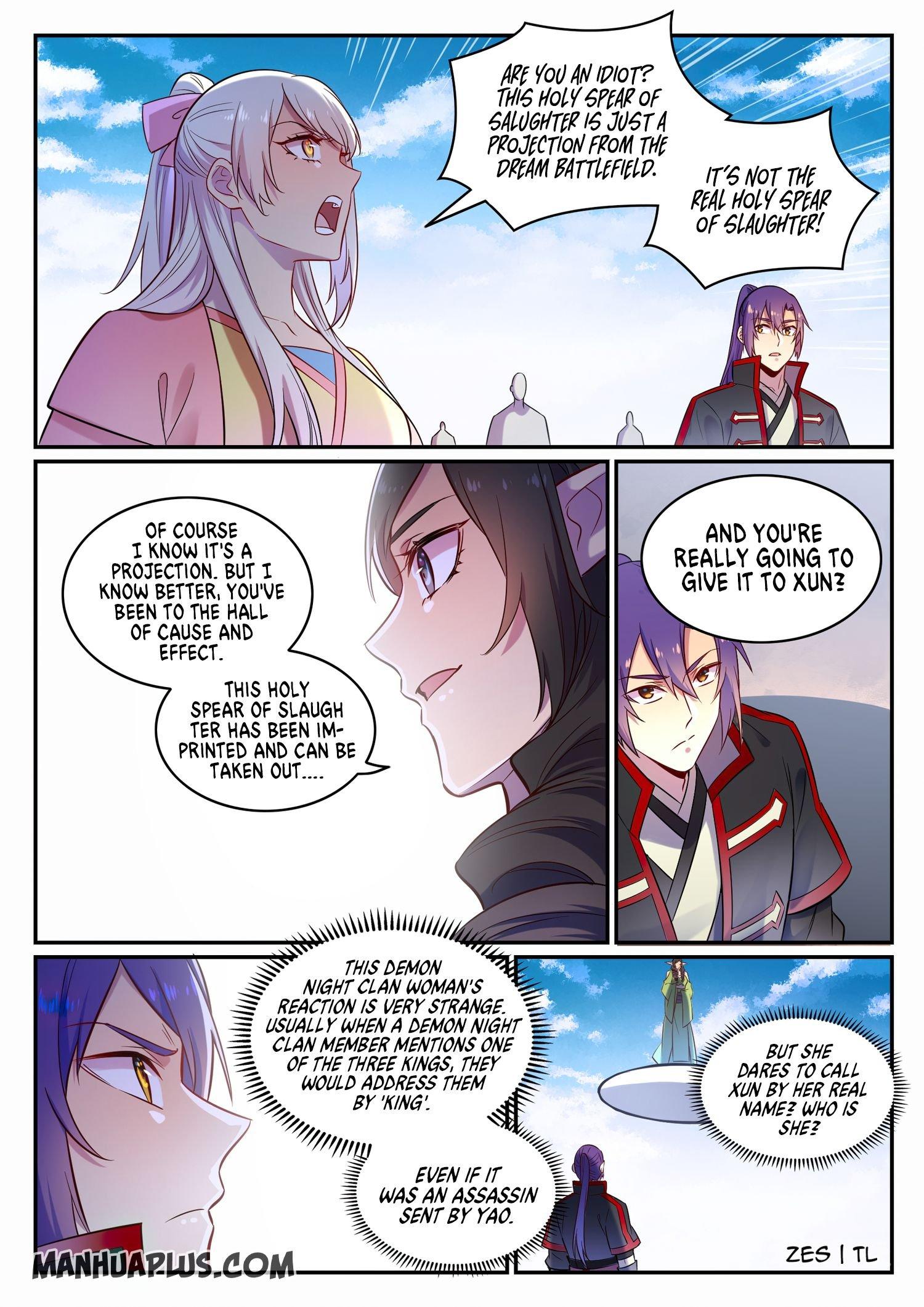 Manga Apotheosis - Chapter 653 Page 14