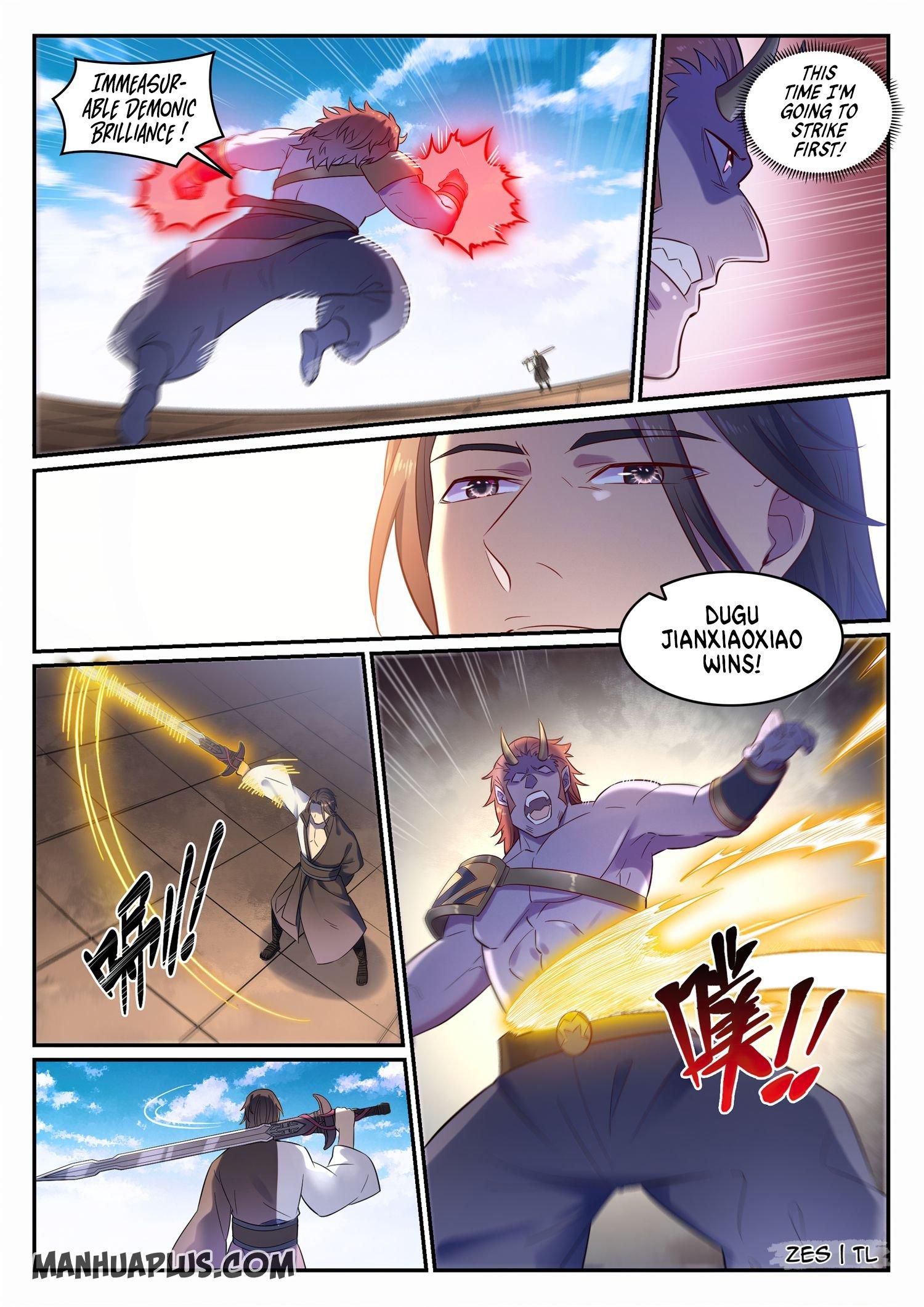 Manga Apotheosis - Chapter 653 Page 3