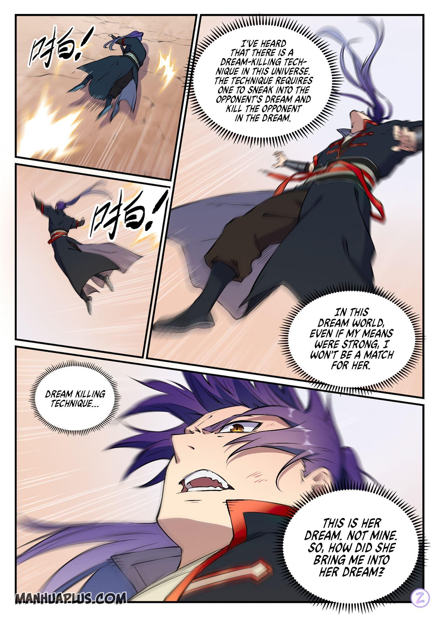 Manga Apotheosis - Chapter 657 Page 16