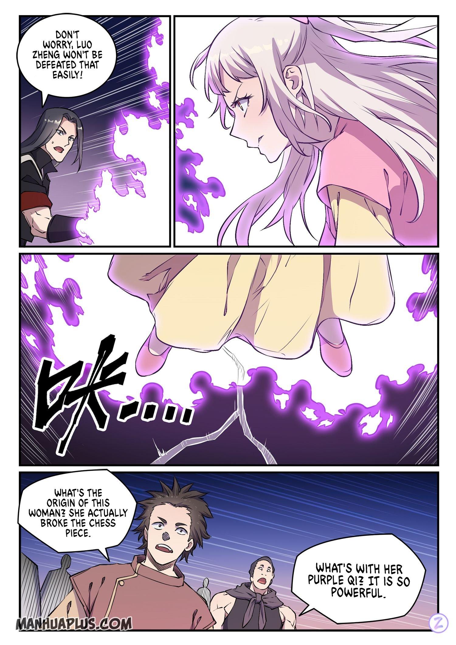 Manga Apotheosis - Chapter 657 Page 14