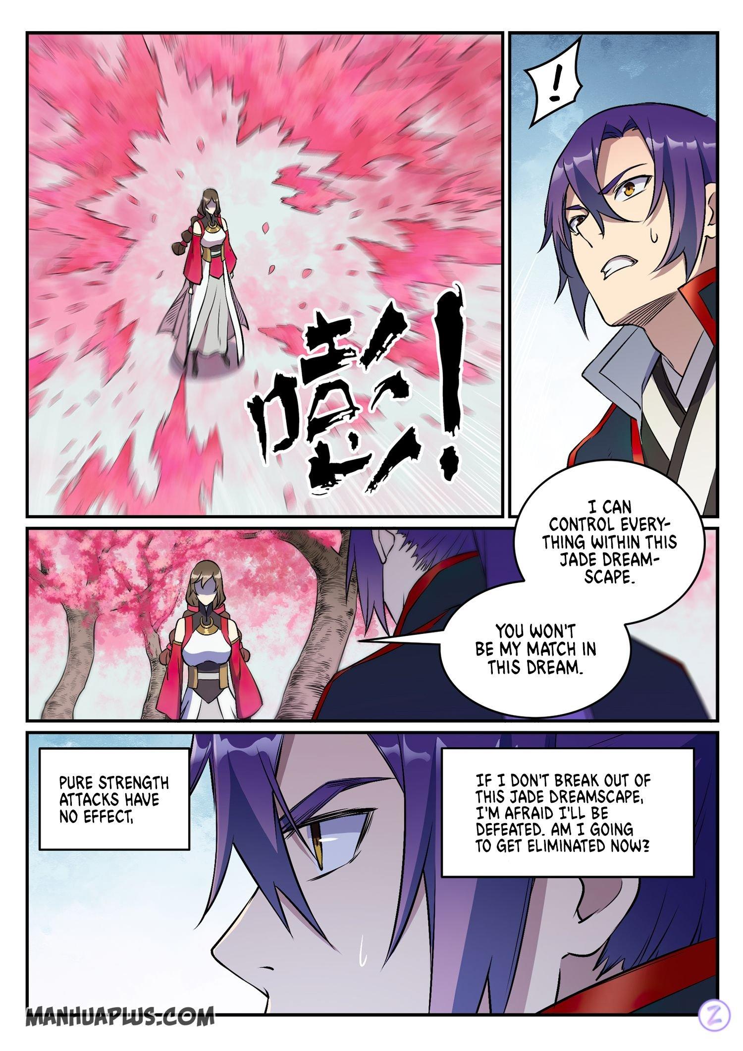 Manga Apotheosis - Chapter 657 Page 8