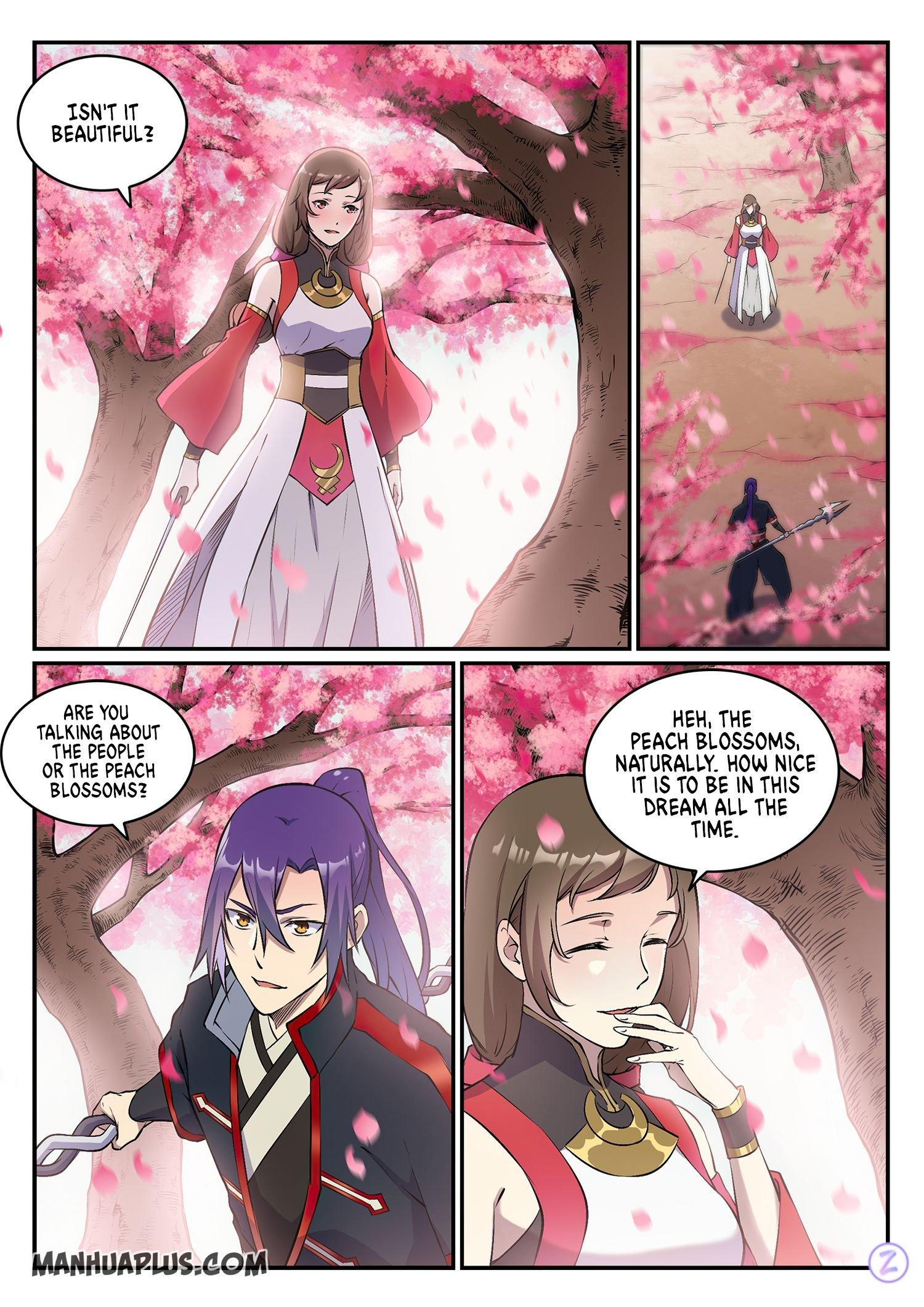 Manga Apotheosis - Chapter 657 Page 3