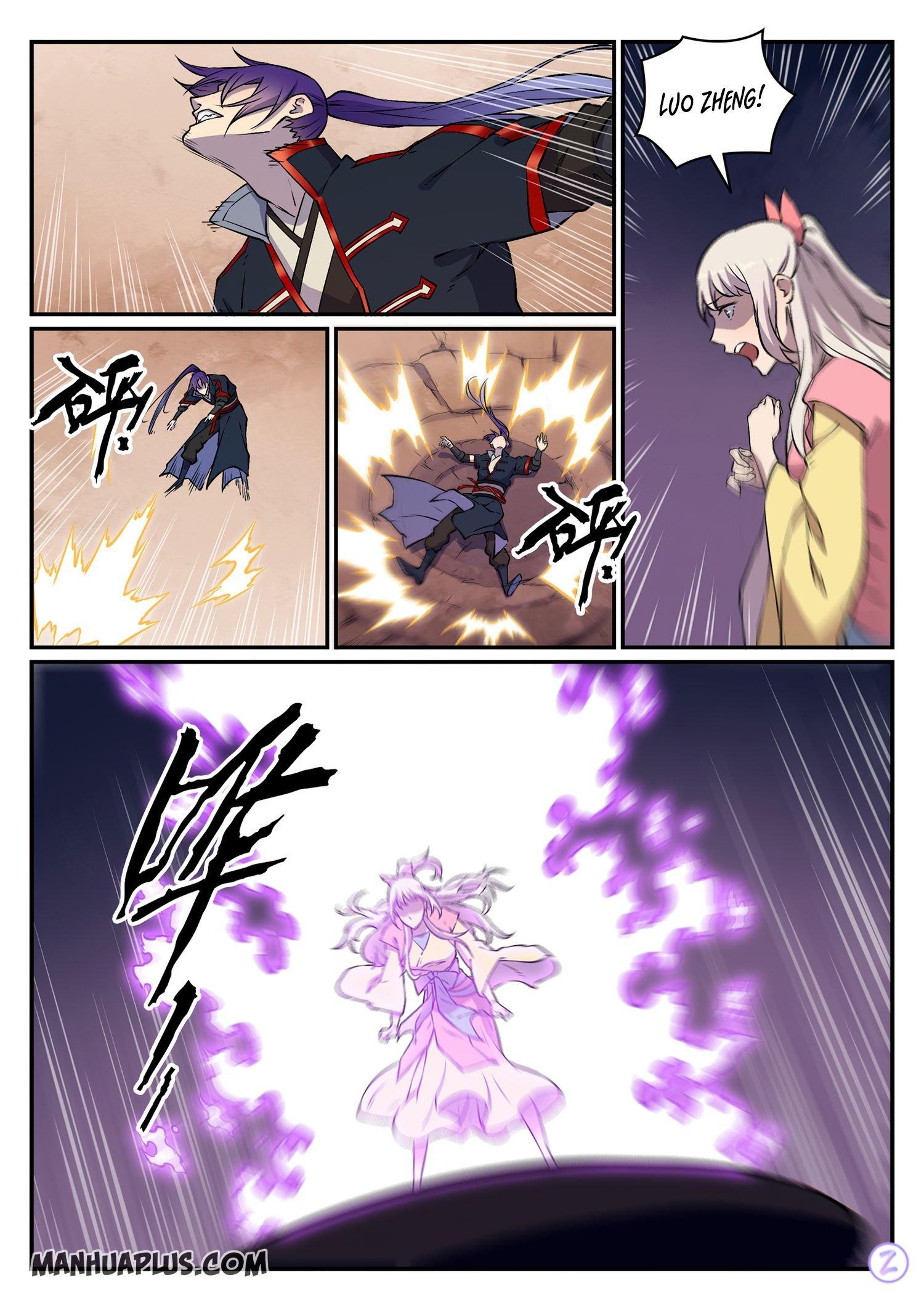Manga Apotheosis - Chapter 657 Page 13