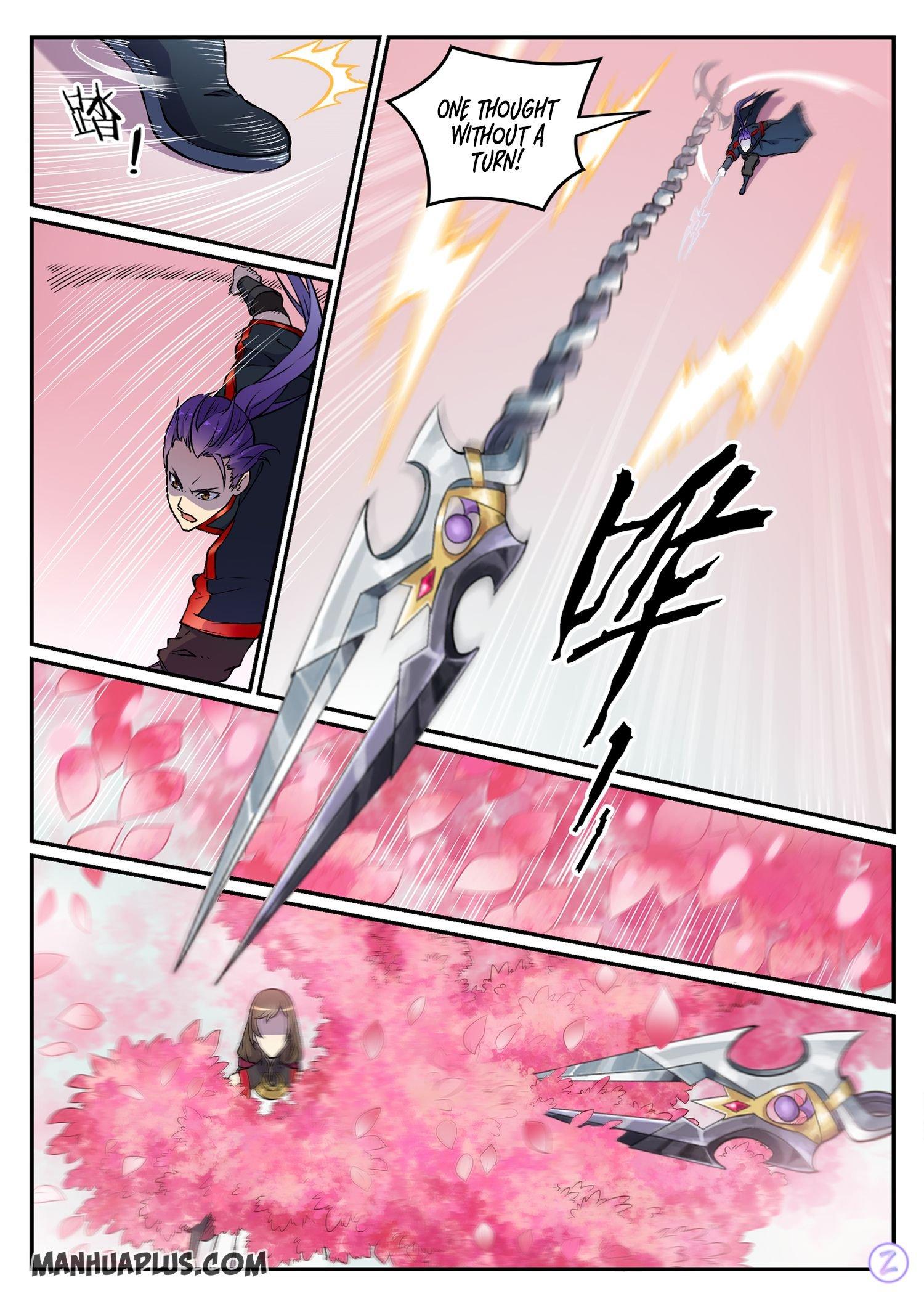 Manga Apotheosis - Chapter 657 Page 7