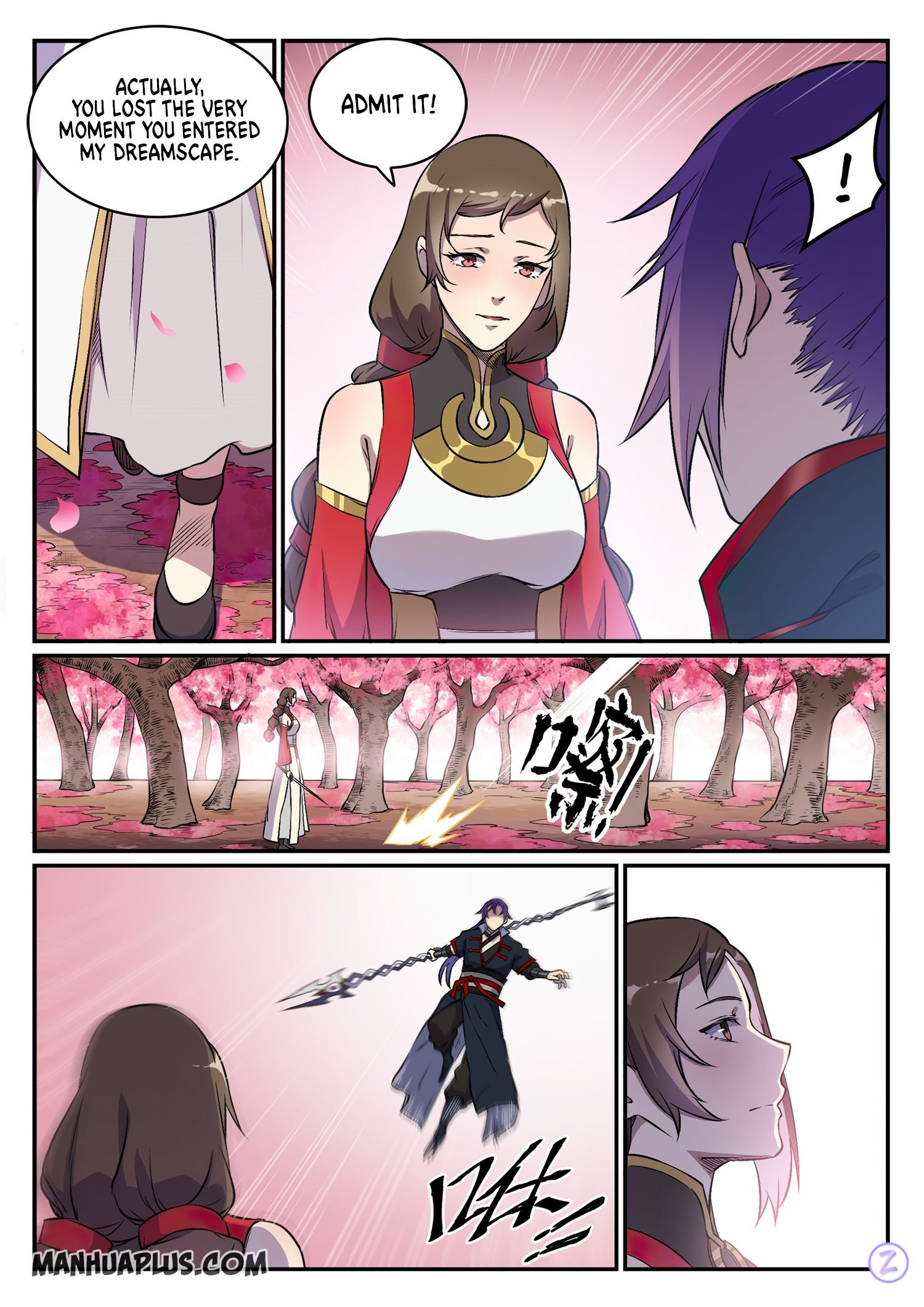 Manga Apotheosis - Chapter 657 Page 9