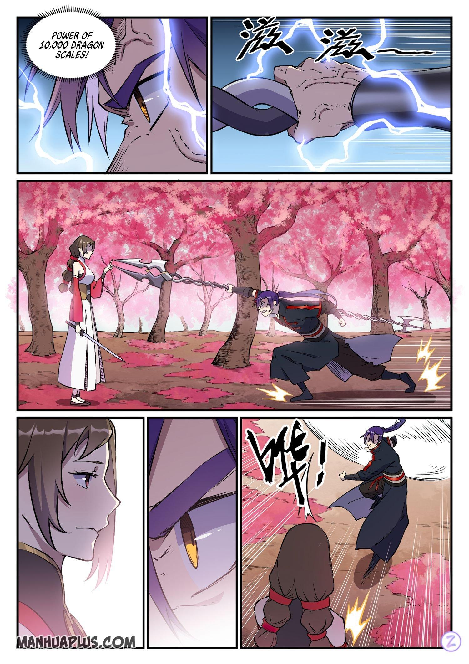 Manga Apotheosis - Chapter 657 Page 6