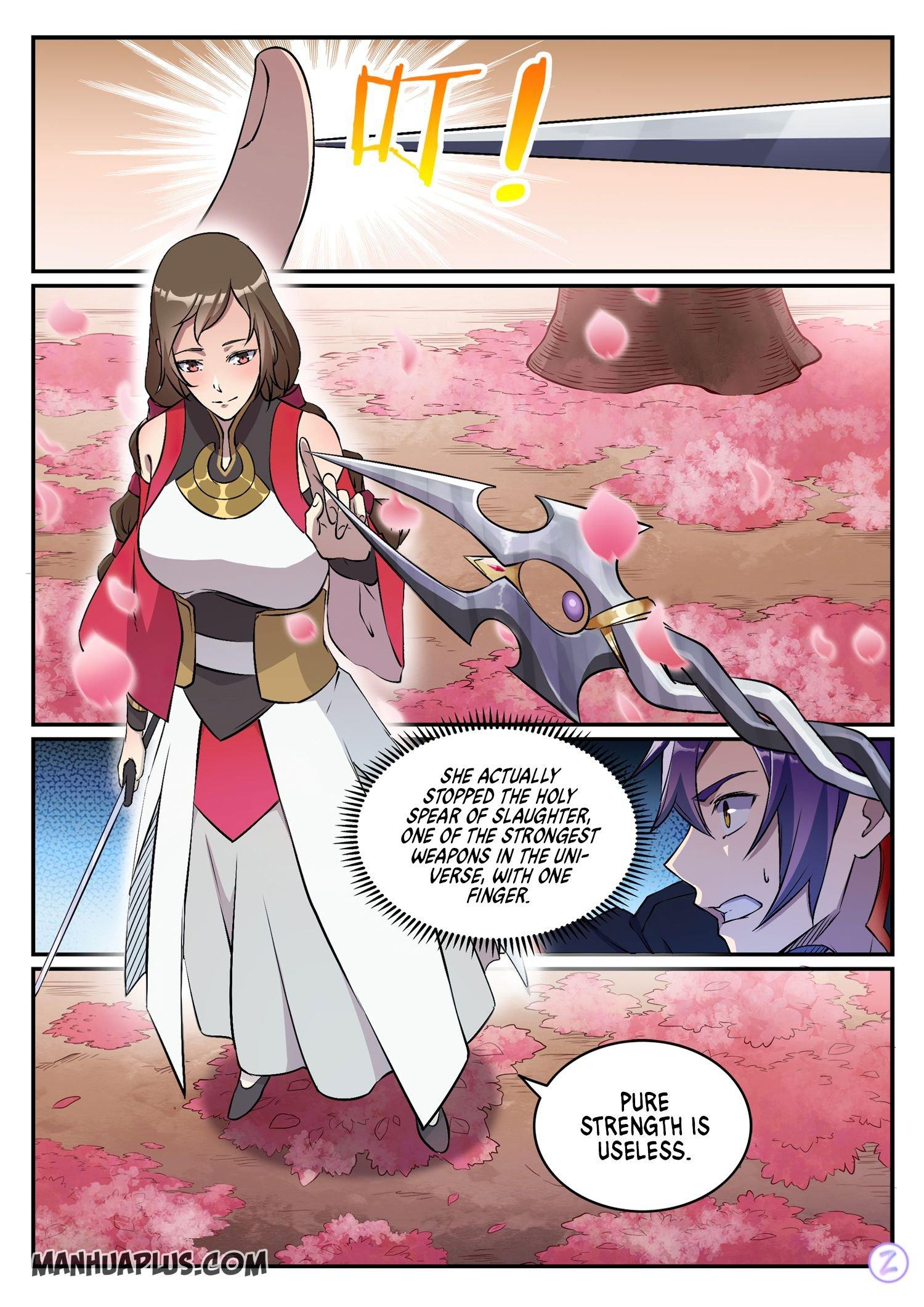Manga Apotheosis - Chapter 657 Page 5