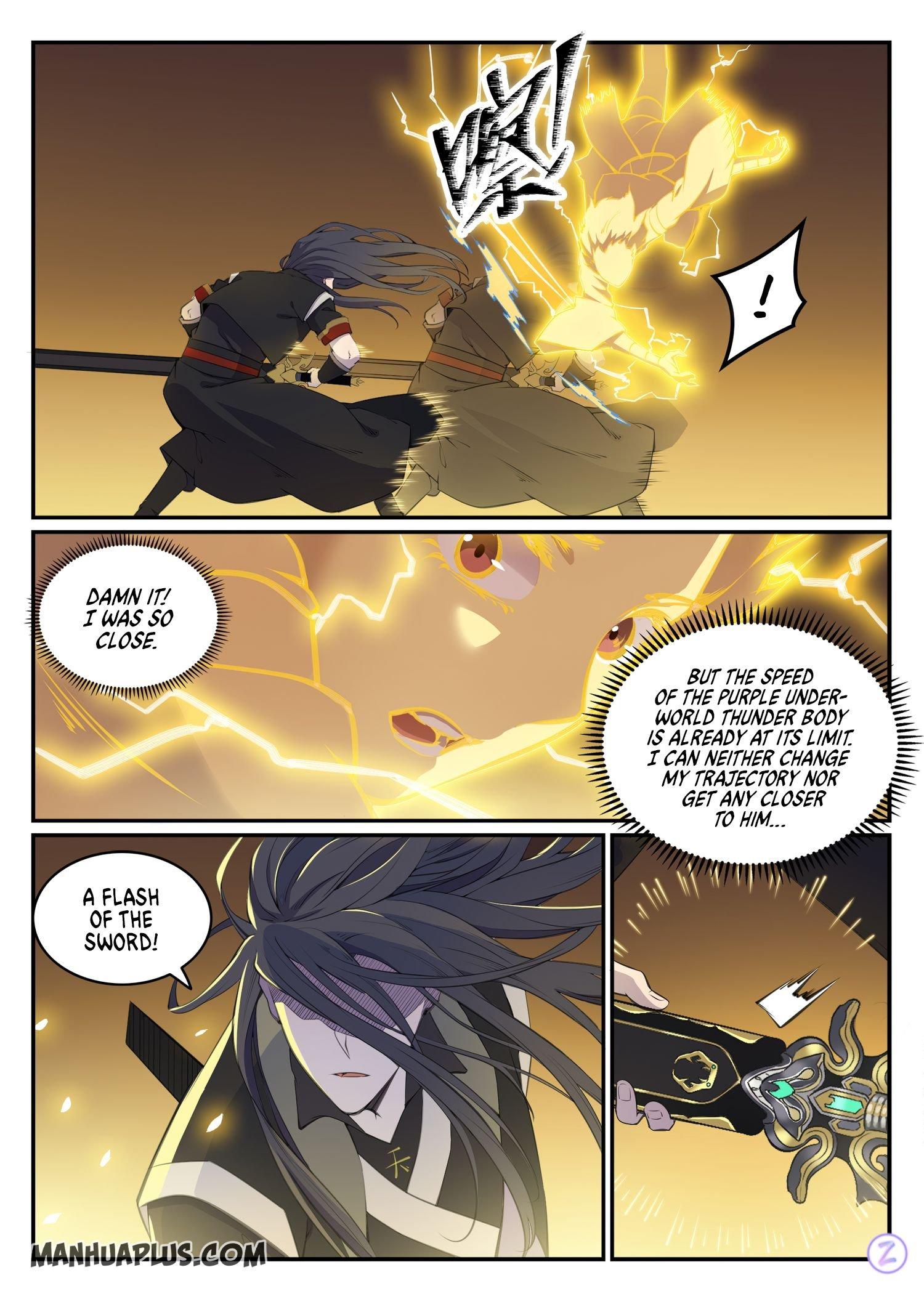 Manga Apotheosis - Chapter 656 Page 3