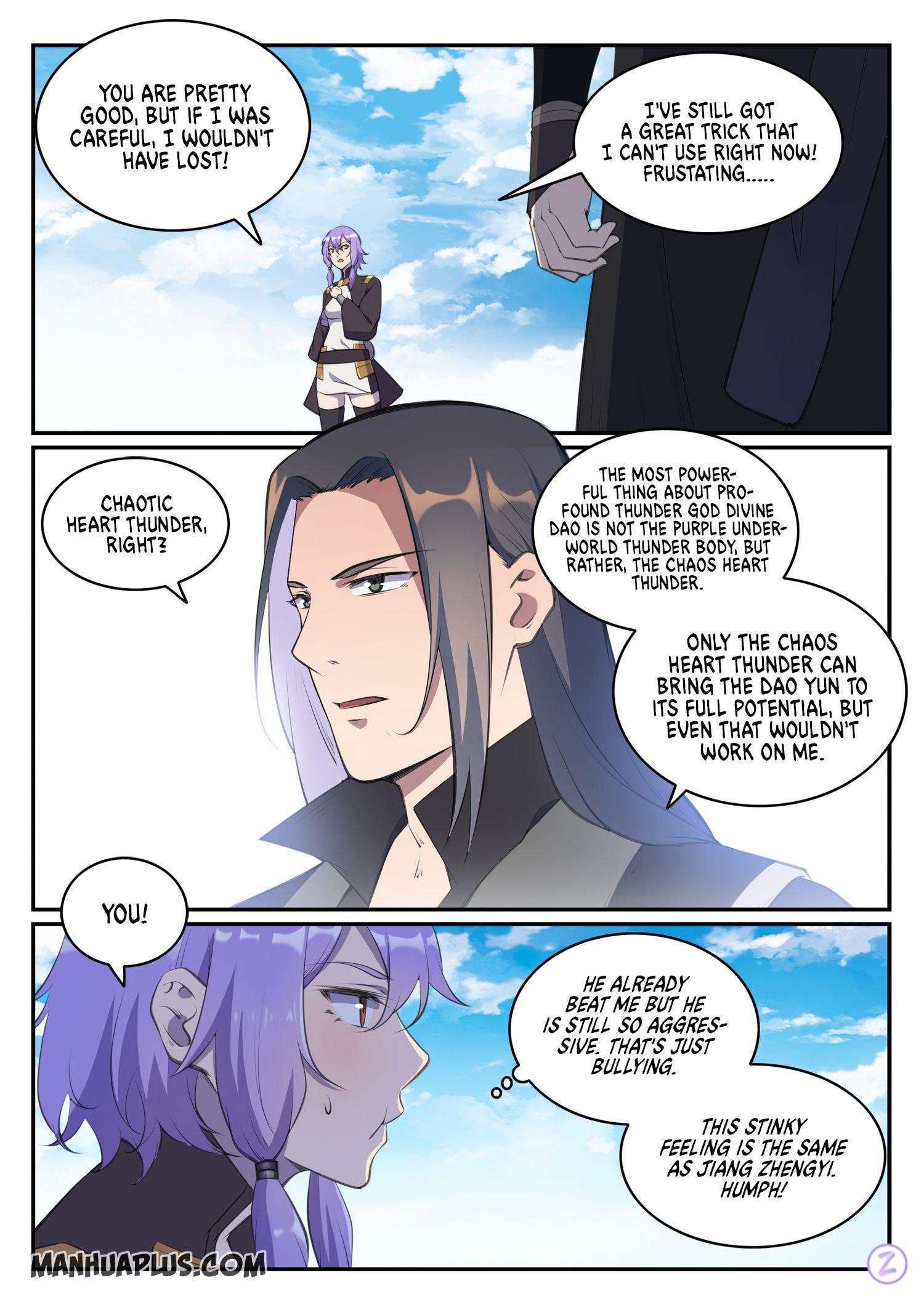 Manga Apotheosis - Chapter 656 Page 7