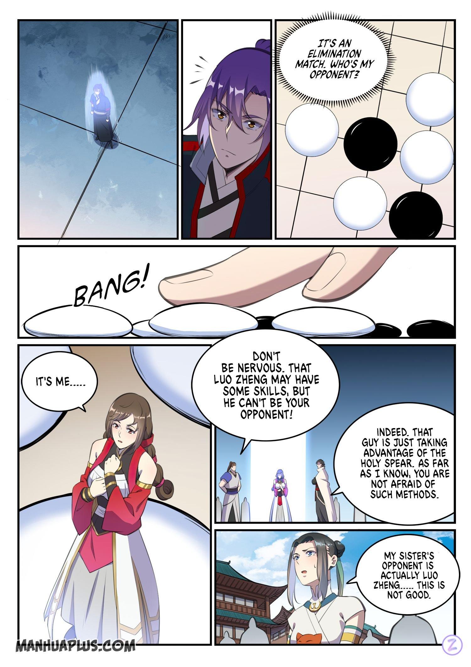 Manga Apotheosis - Chapter 656 Page 13