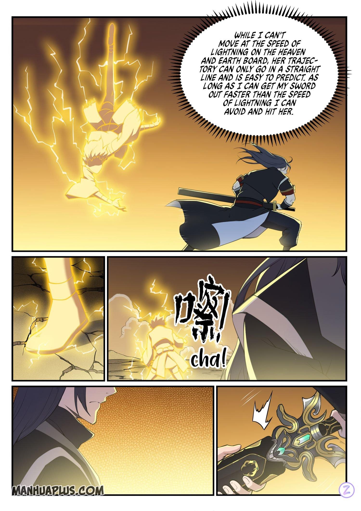 Manga Apotheosis - Chapter 656 Page 4