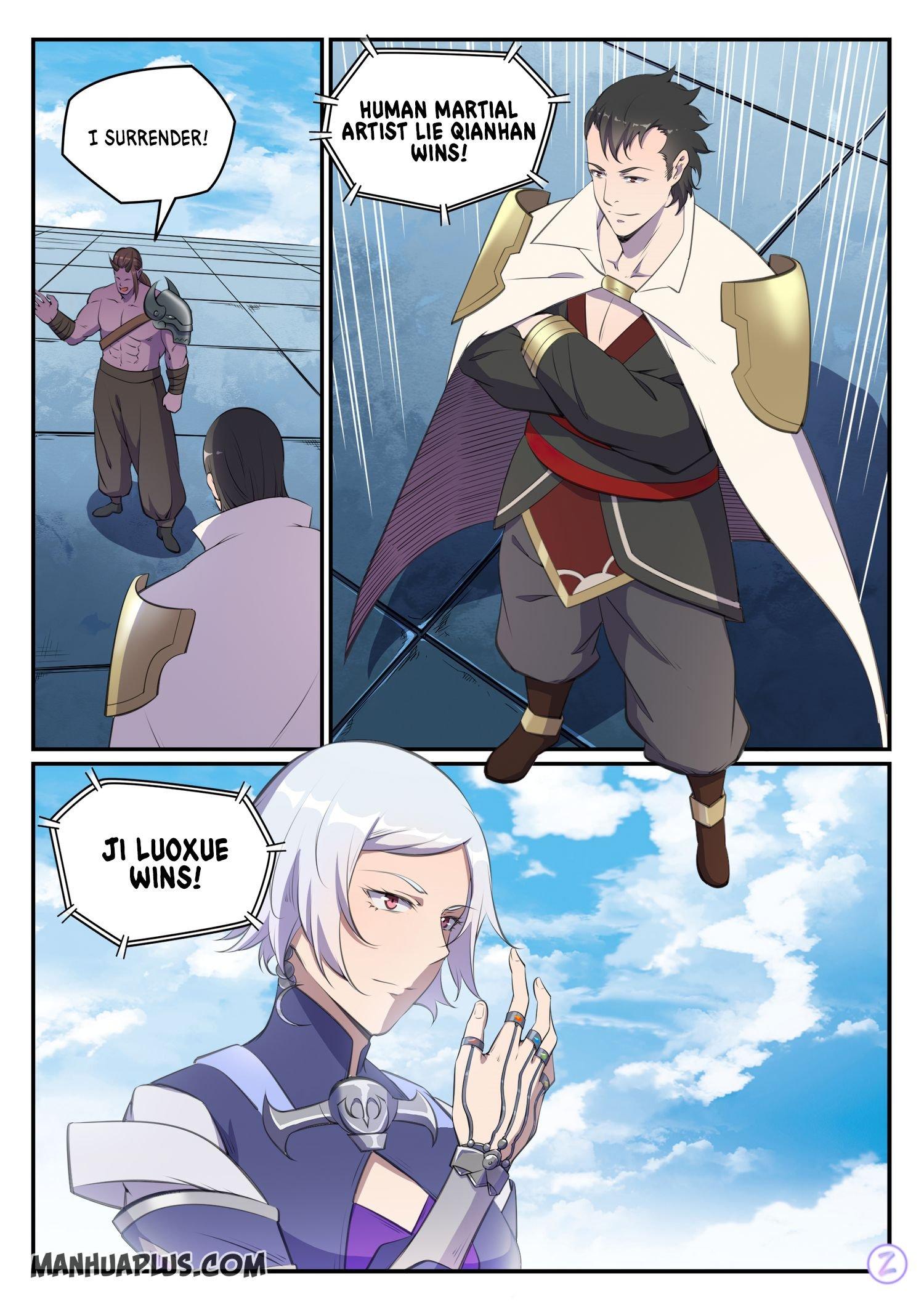 Manga Apotheosis - Chapter 656 Page 11