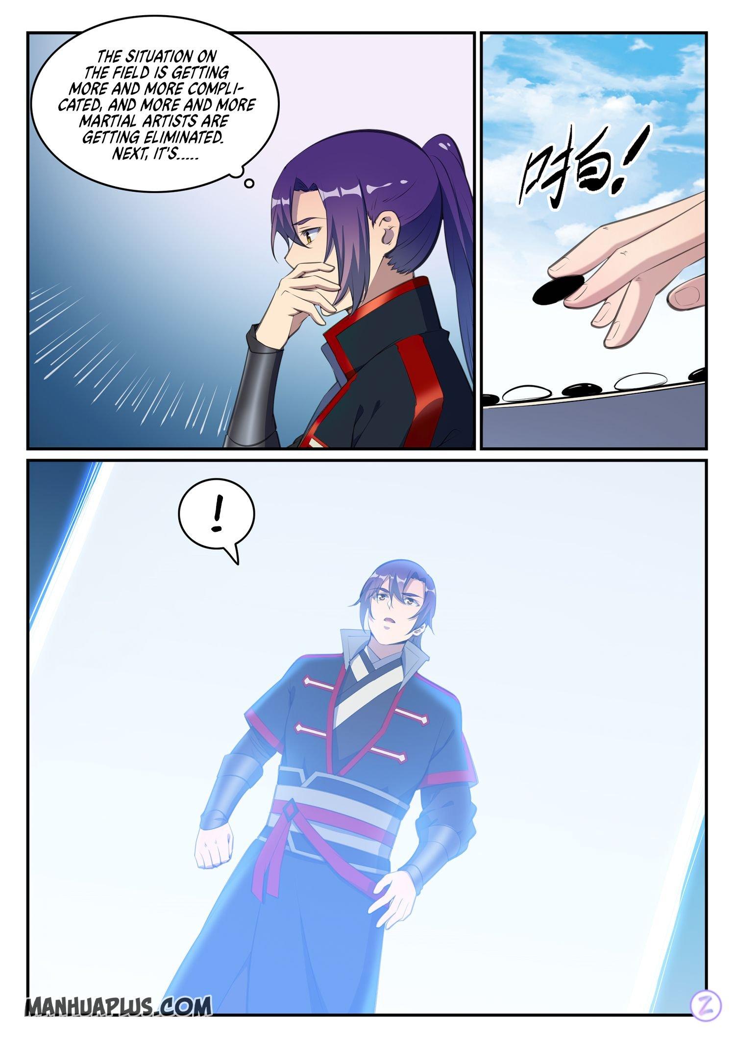 Manga Apotheosis - Chapter 656 Page 12