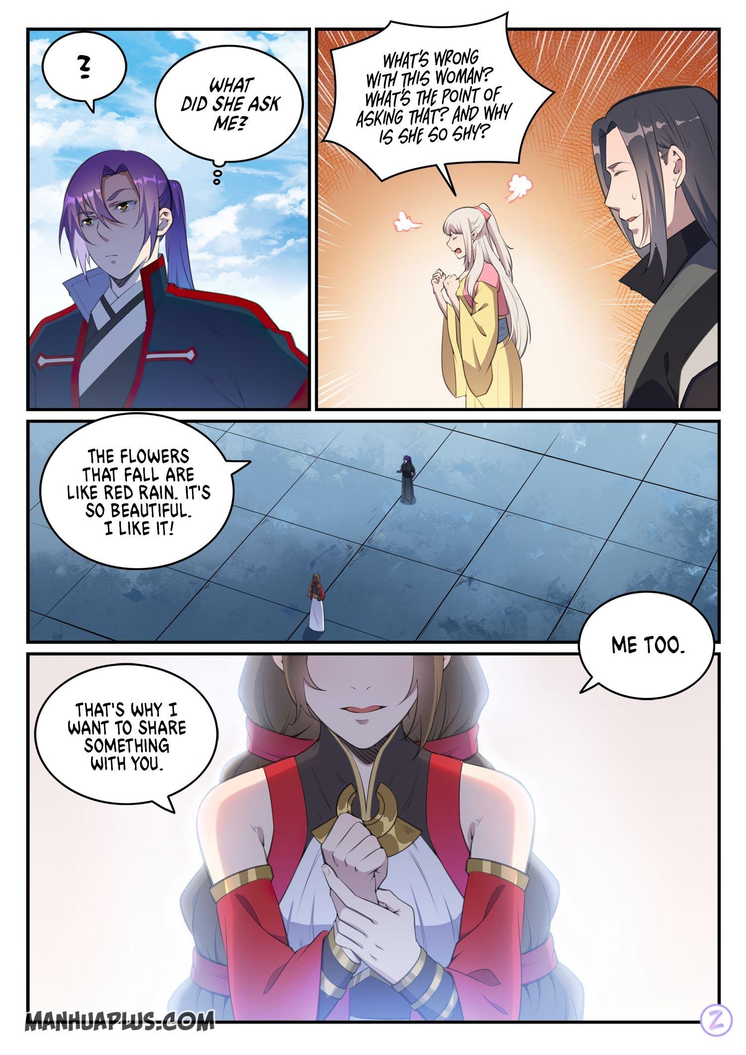 Manga Apotheosis - Chapter 656 Page 15