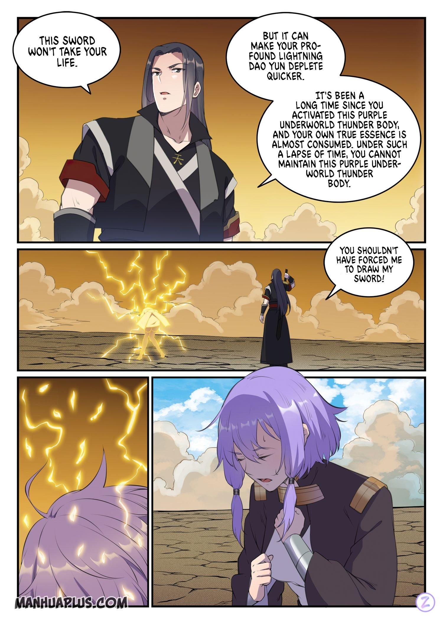 Manga Apotheosis - Chapter 656 Page 6