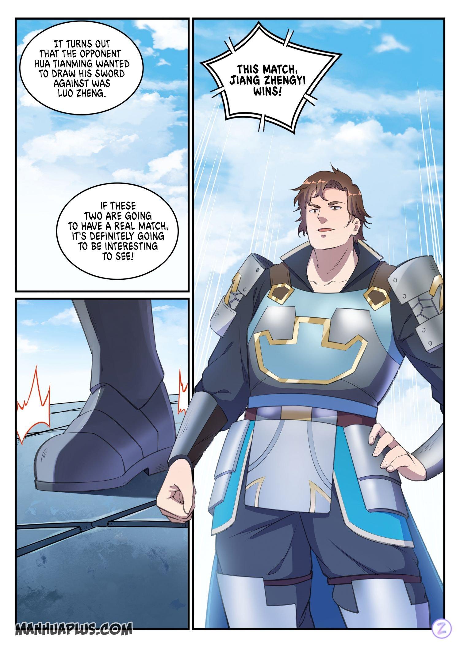 Manga Apotheosis - Chapter 656 Page 10