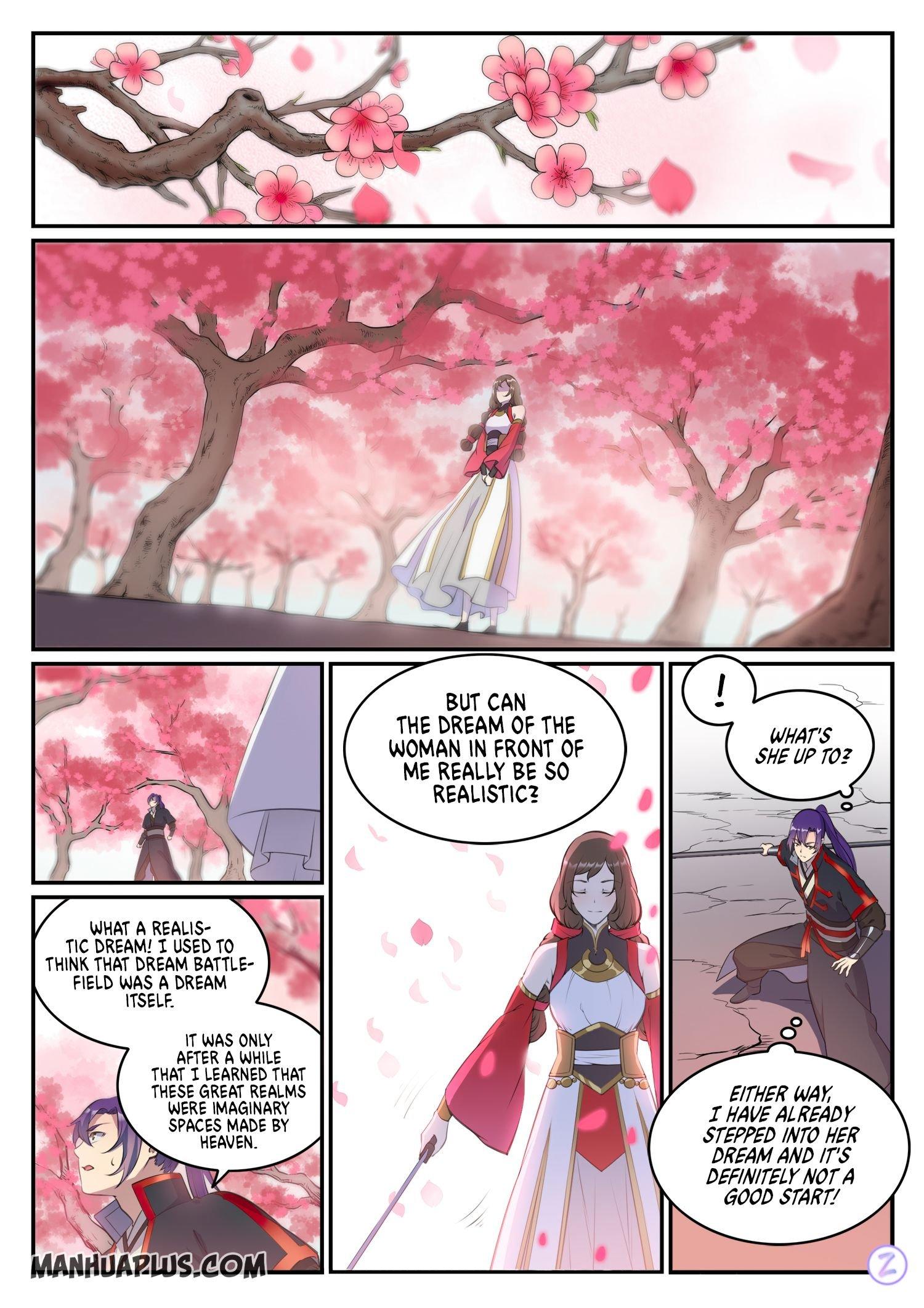 Manga Apotheosis - Chapter 656 Page 17