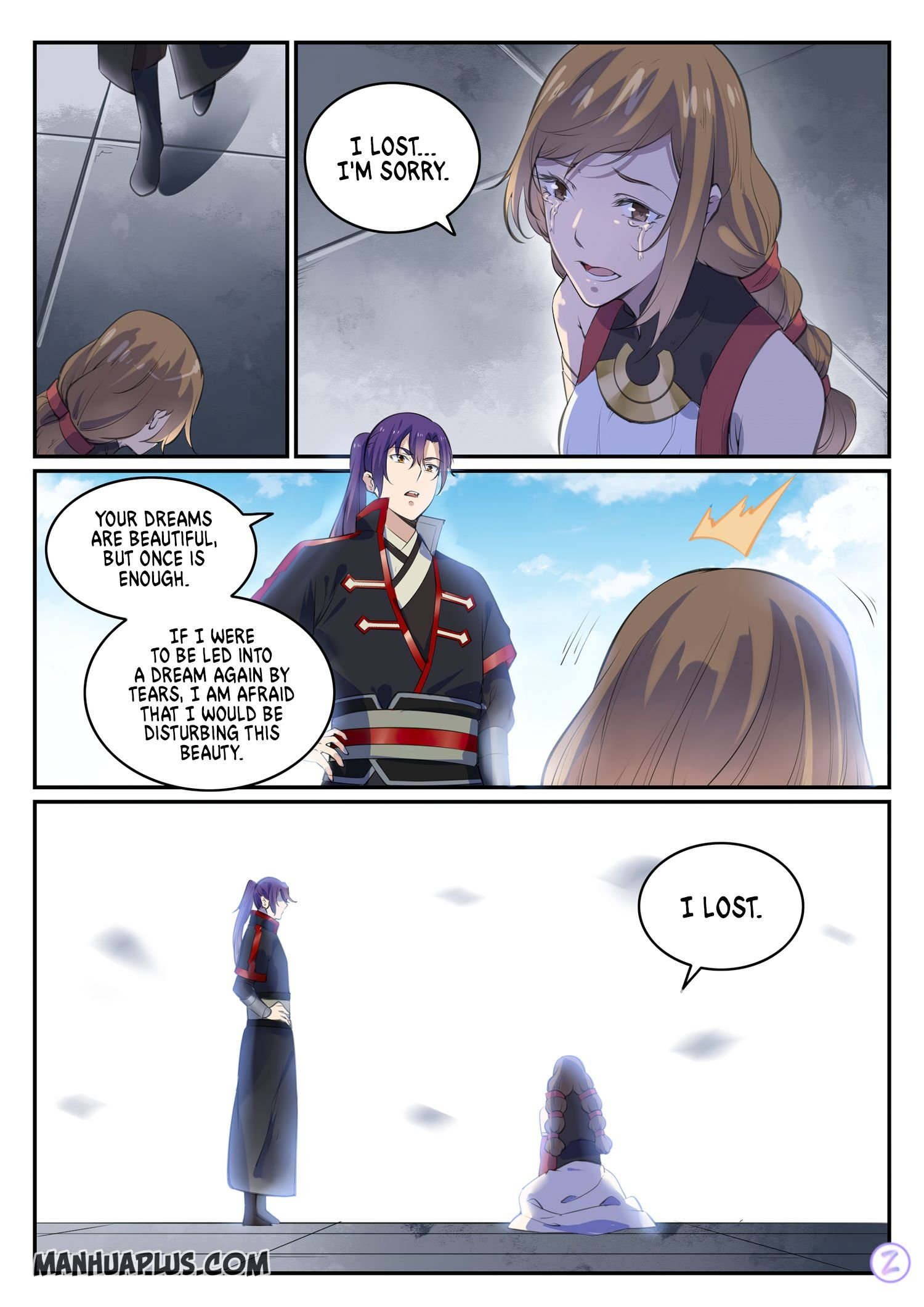 Manga Apotheosis - Chapter 658 Page 14