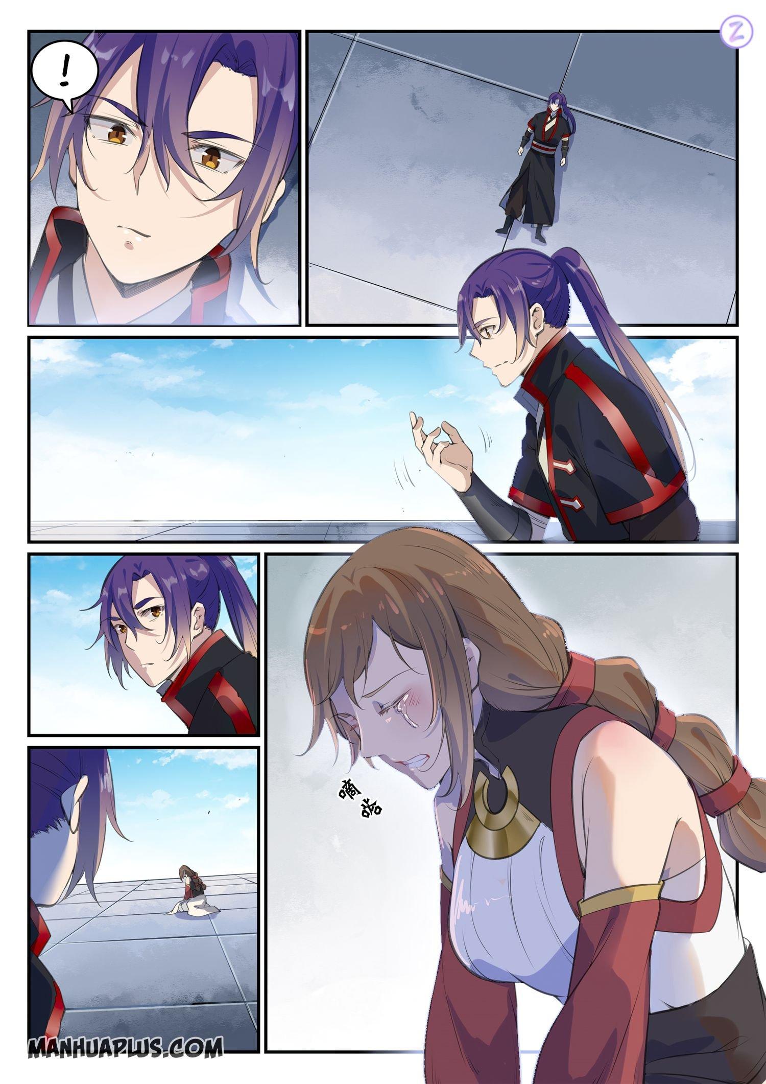 Manga Apotheosis - Chapter 658 Page 13
