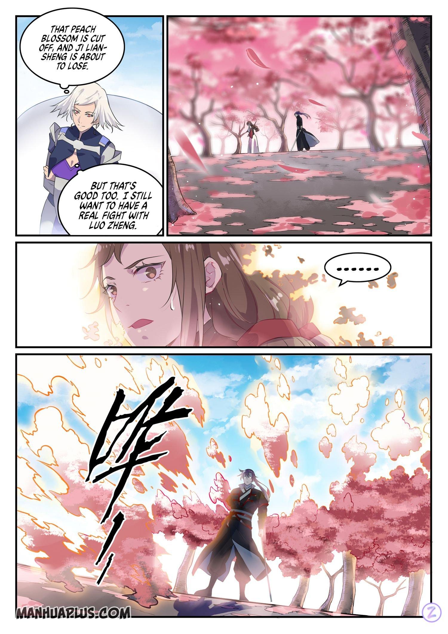 Manga Apotheosis - Chapter 658 Page 12