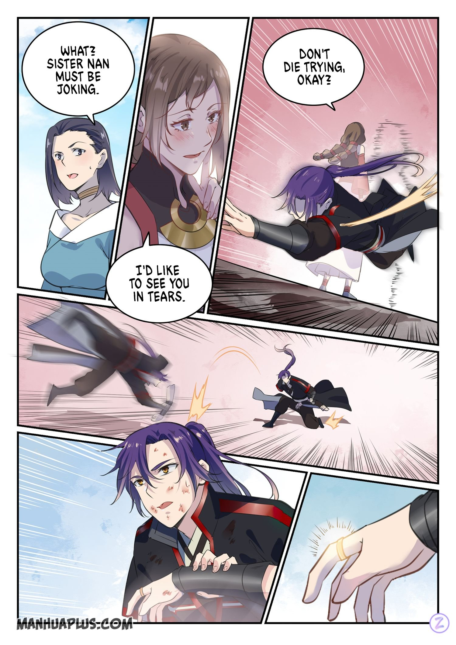 Manga Apotheosis - Chapter 658 Page 9