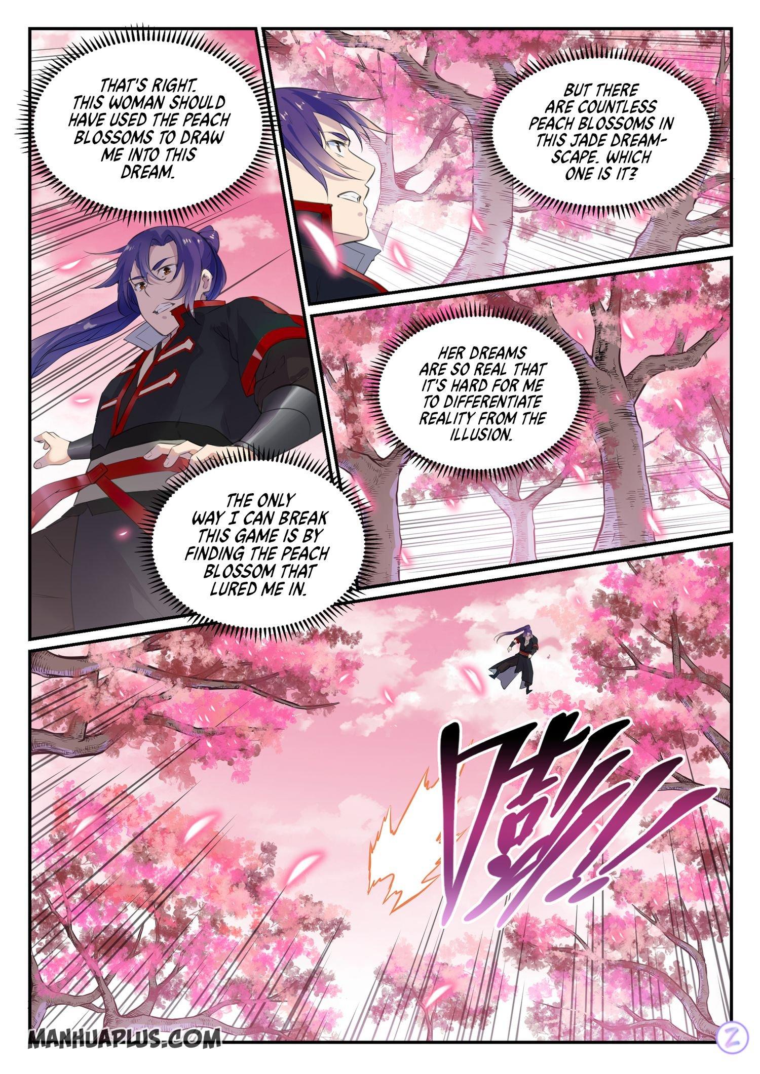 Manga Apotheosis - Chapter 658 Page 3