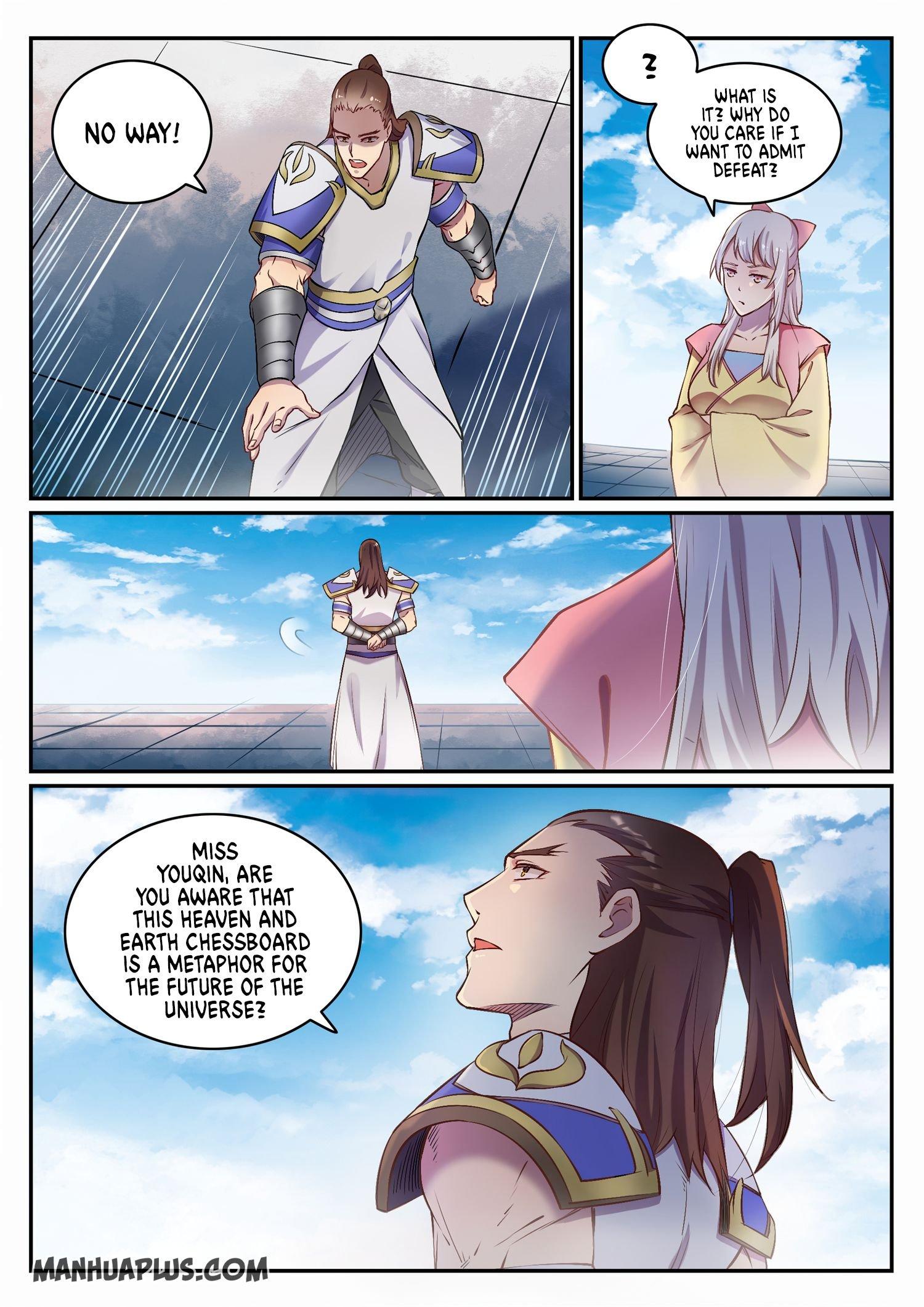 Manga Apotheosis - Chapter 660 Page 2