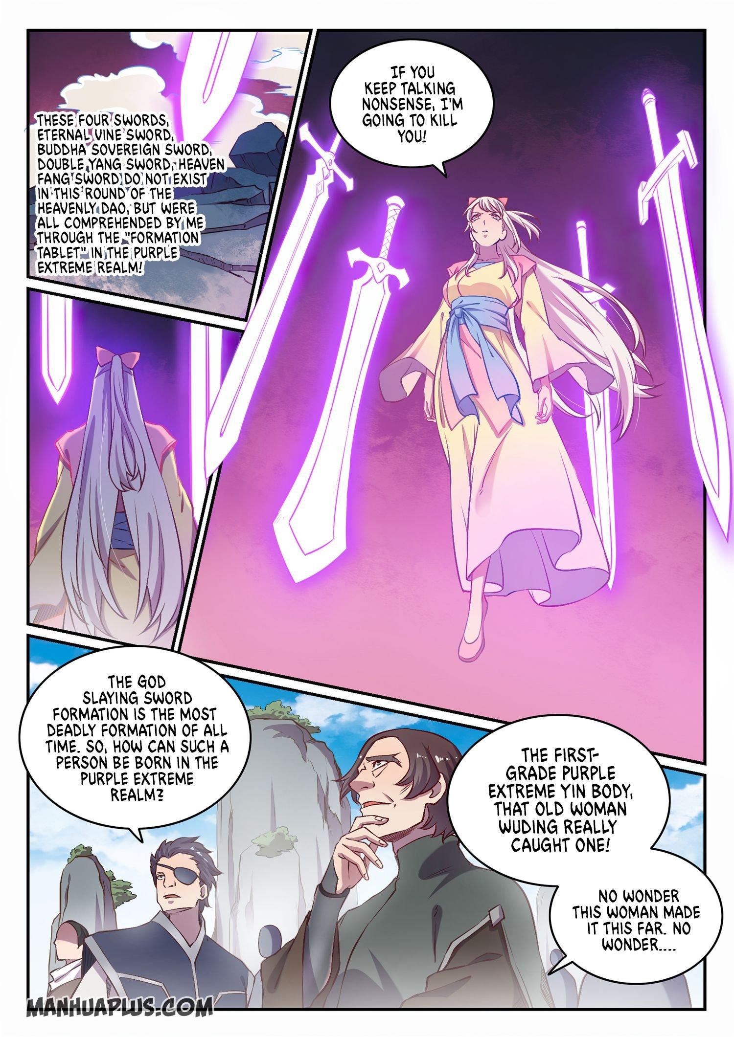 Manga Apotheosis - Chapter 660 Page 10