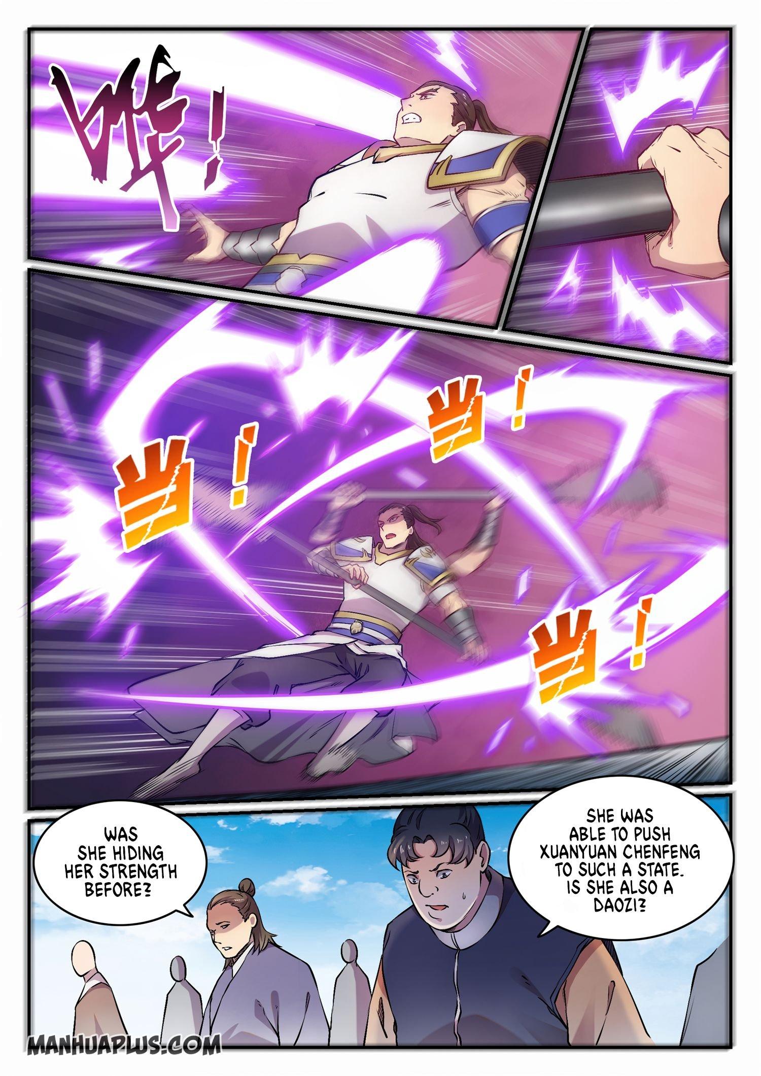 Manga Apotheosis - Chapter 660 Page 12