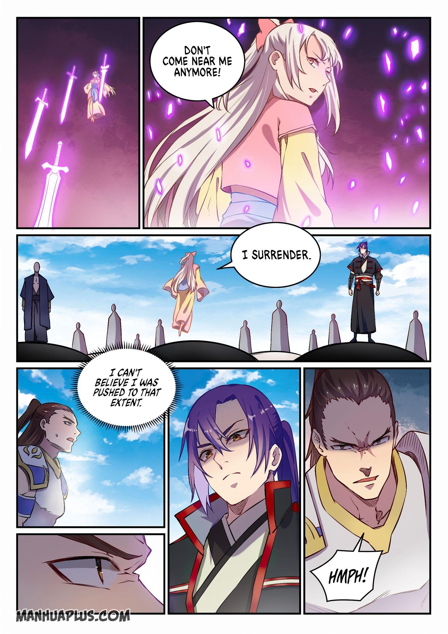 Manga Apotheosis - Chapter 660 Page 13