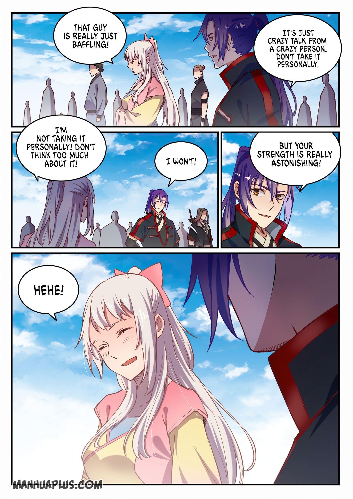 Manga Apotheosis - Chapter 660 Page 14