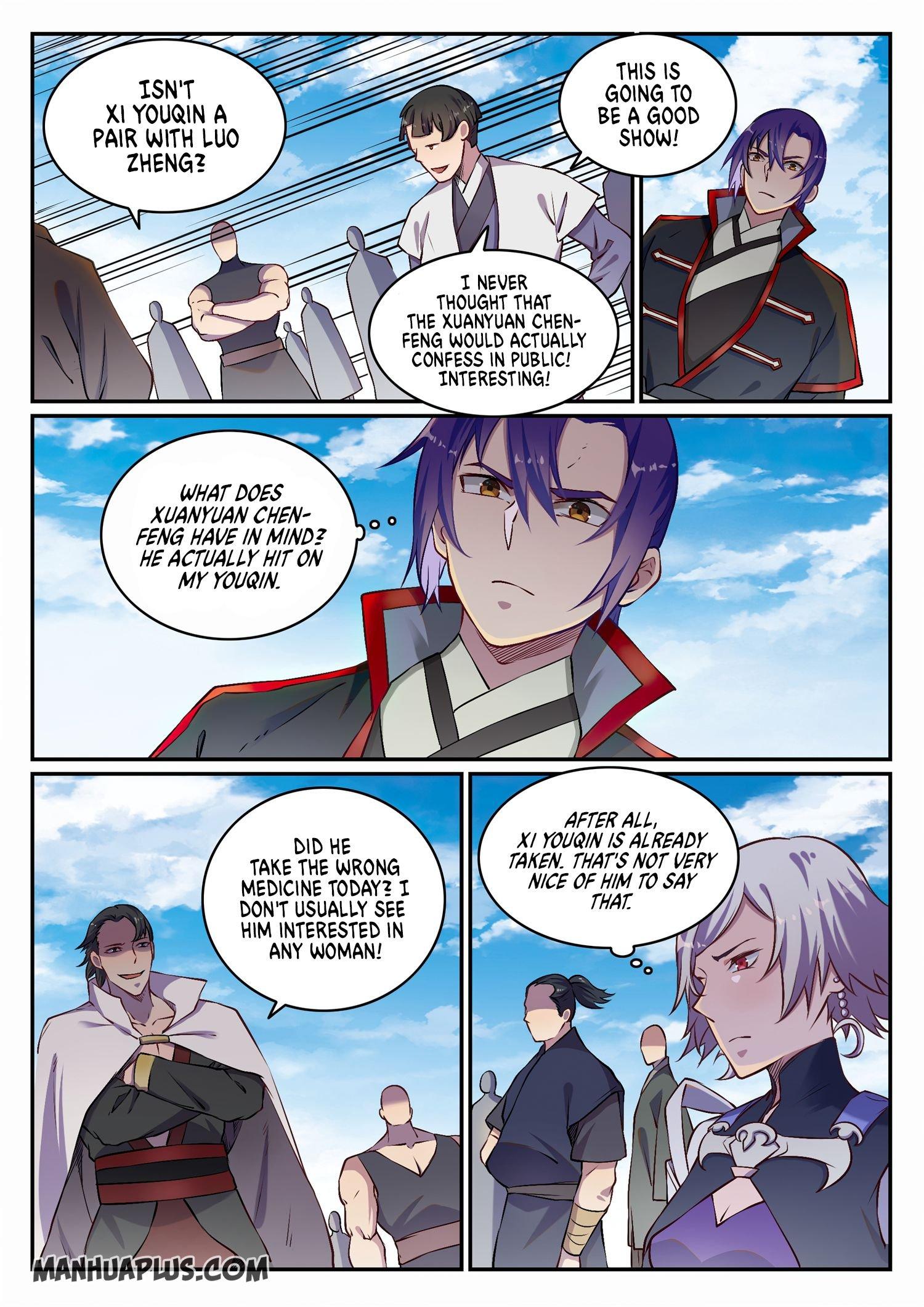 Manga Apotheosis - Chapter 660 Page 7