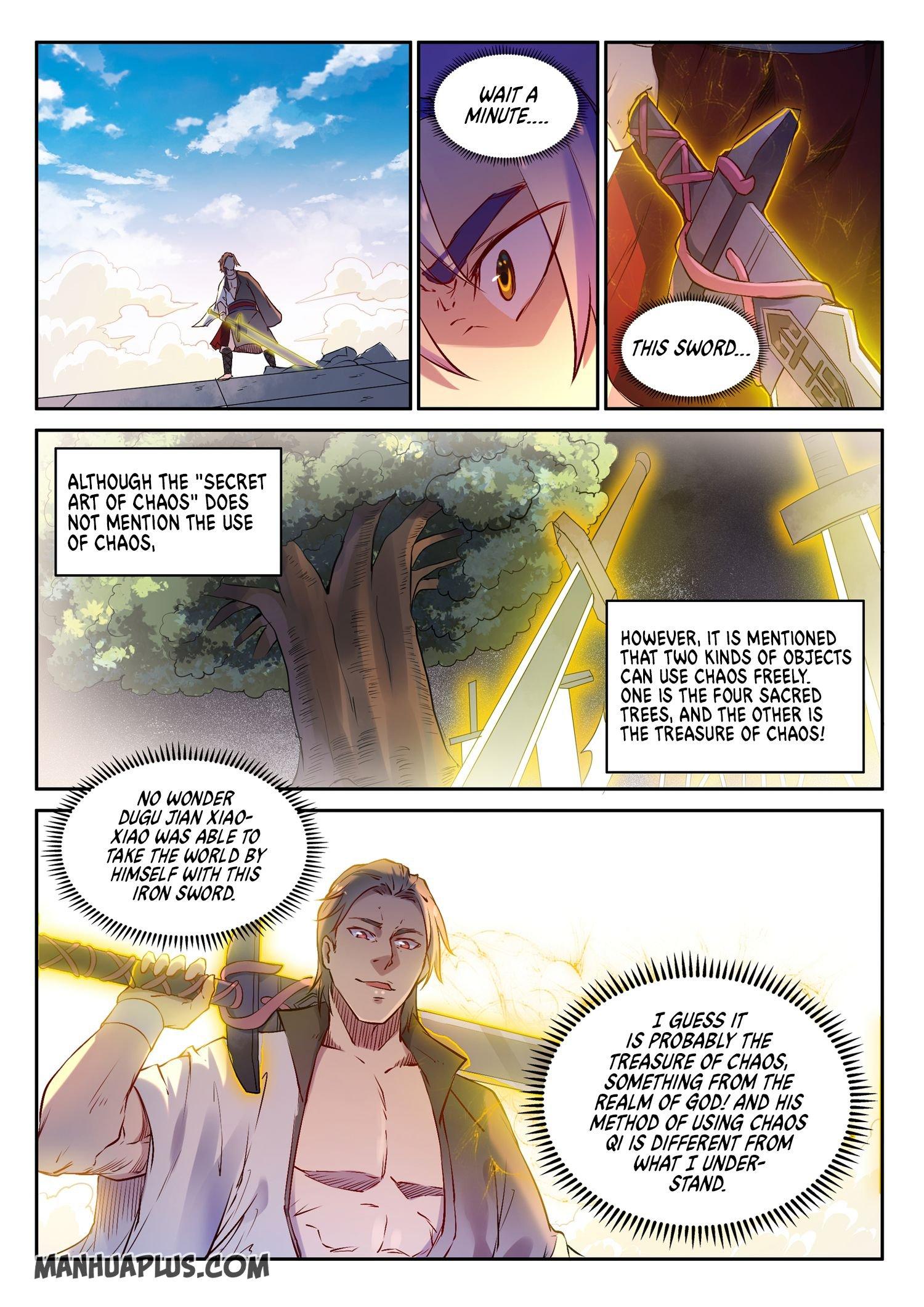 Manga Apotheosis - Chapter 661 Page 12
