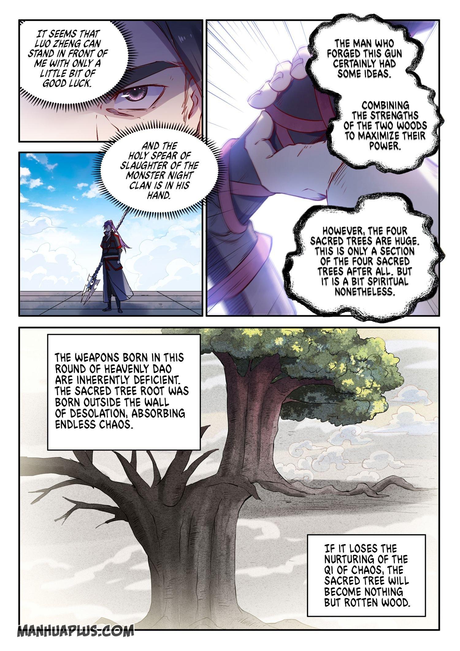 Manga Apotheosis - Chapter 661 Page 7