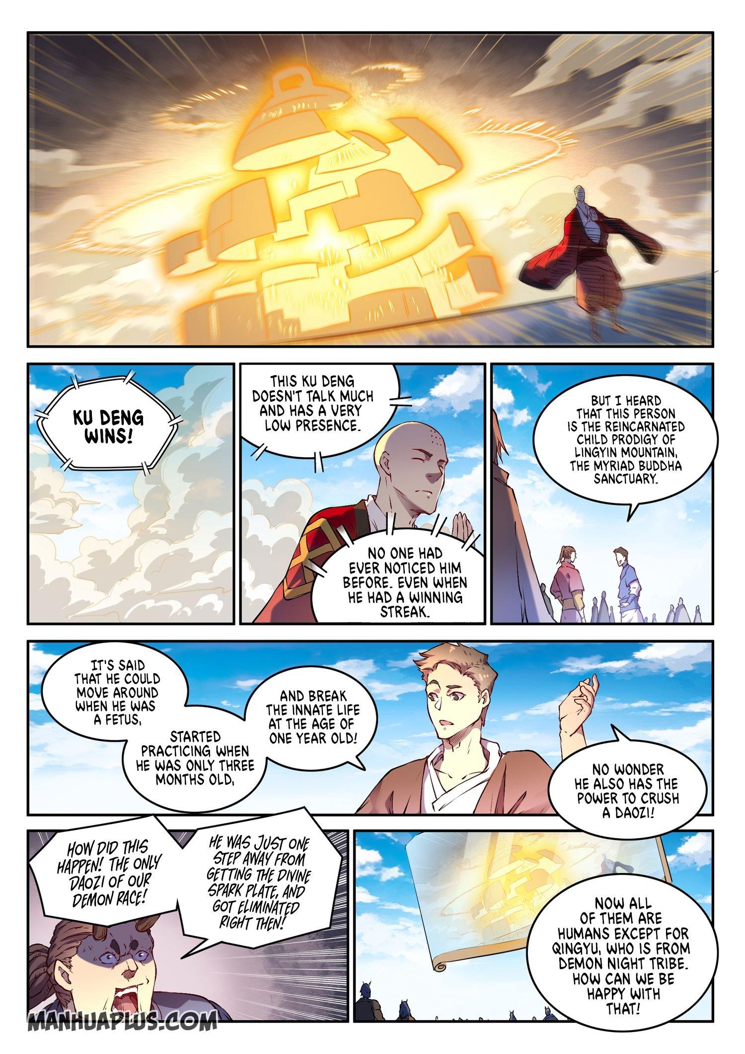 Manga Apotheosis - Chapter 661 Page 4