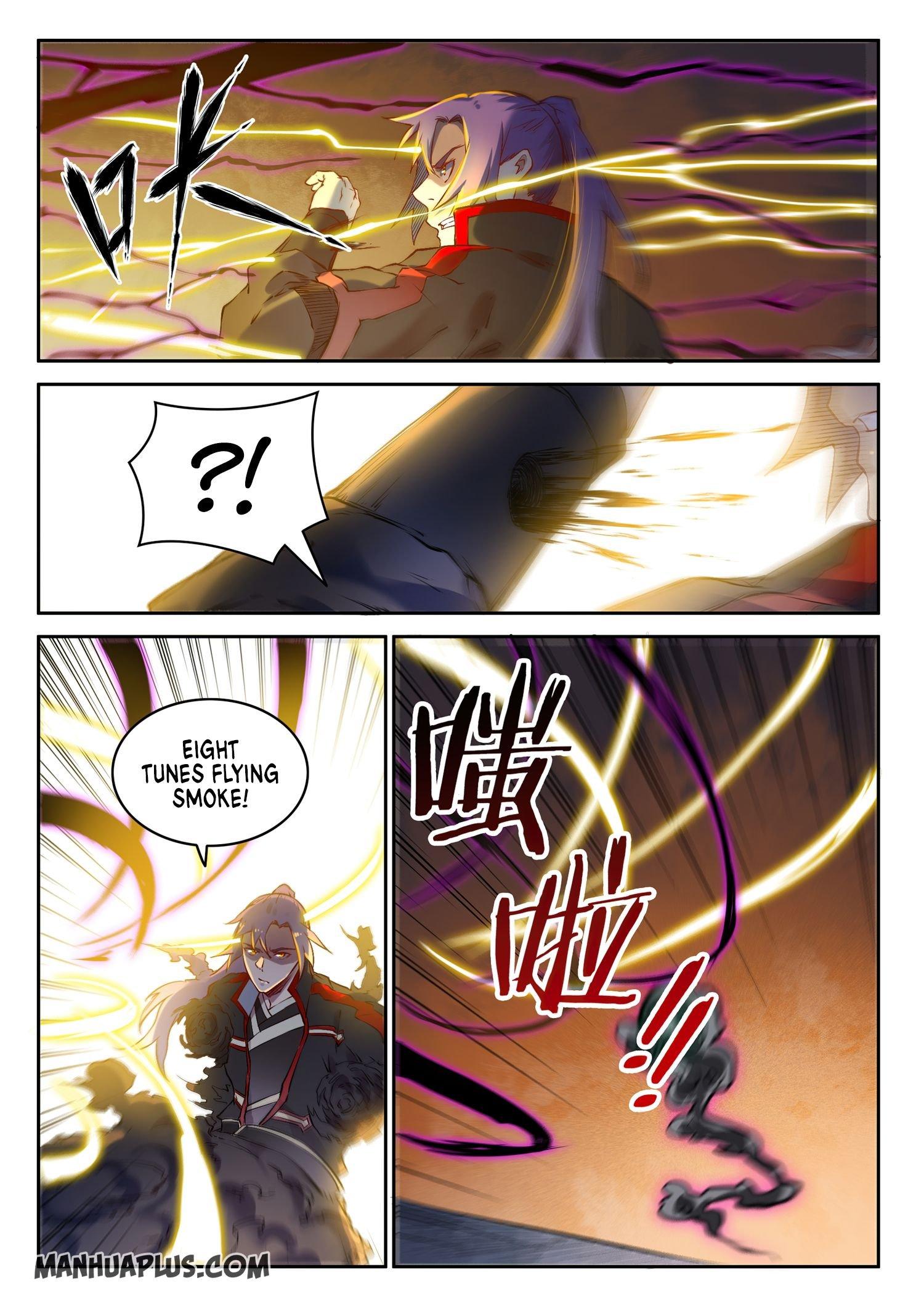 Manga Apotheosis - Chapter 661 Page 14