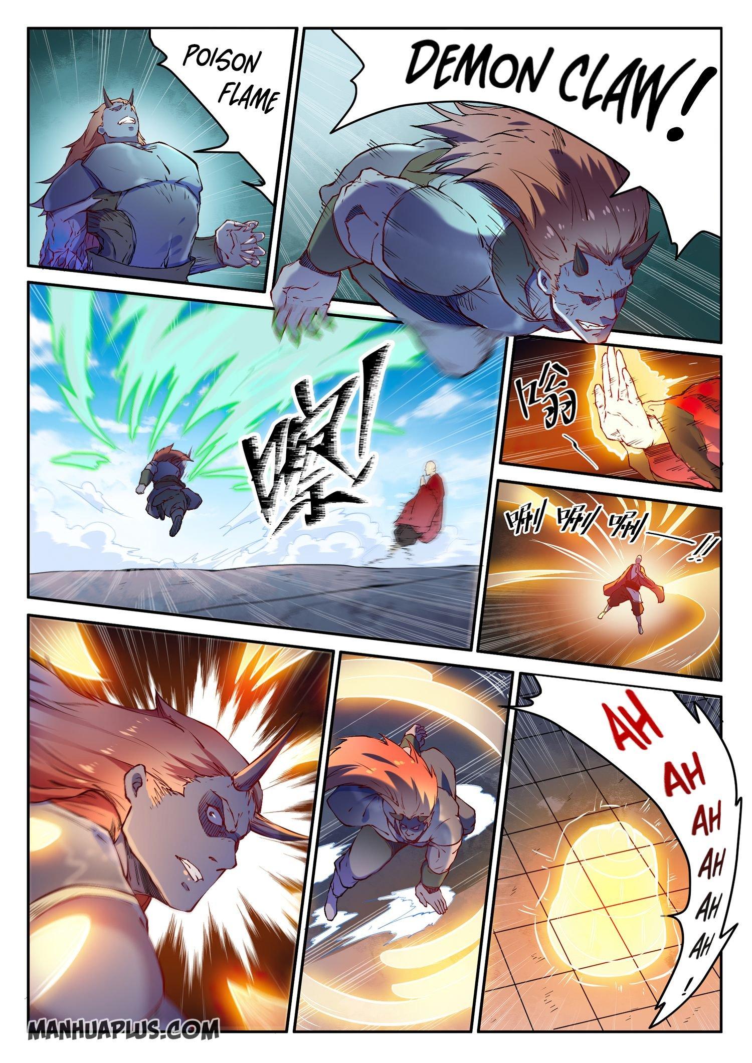 Manga Apotheosis - Chapter 661 Page 3