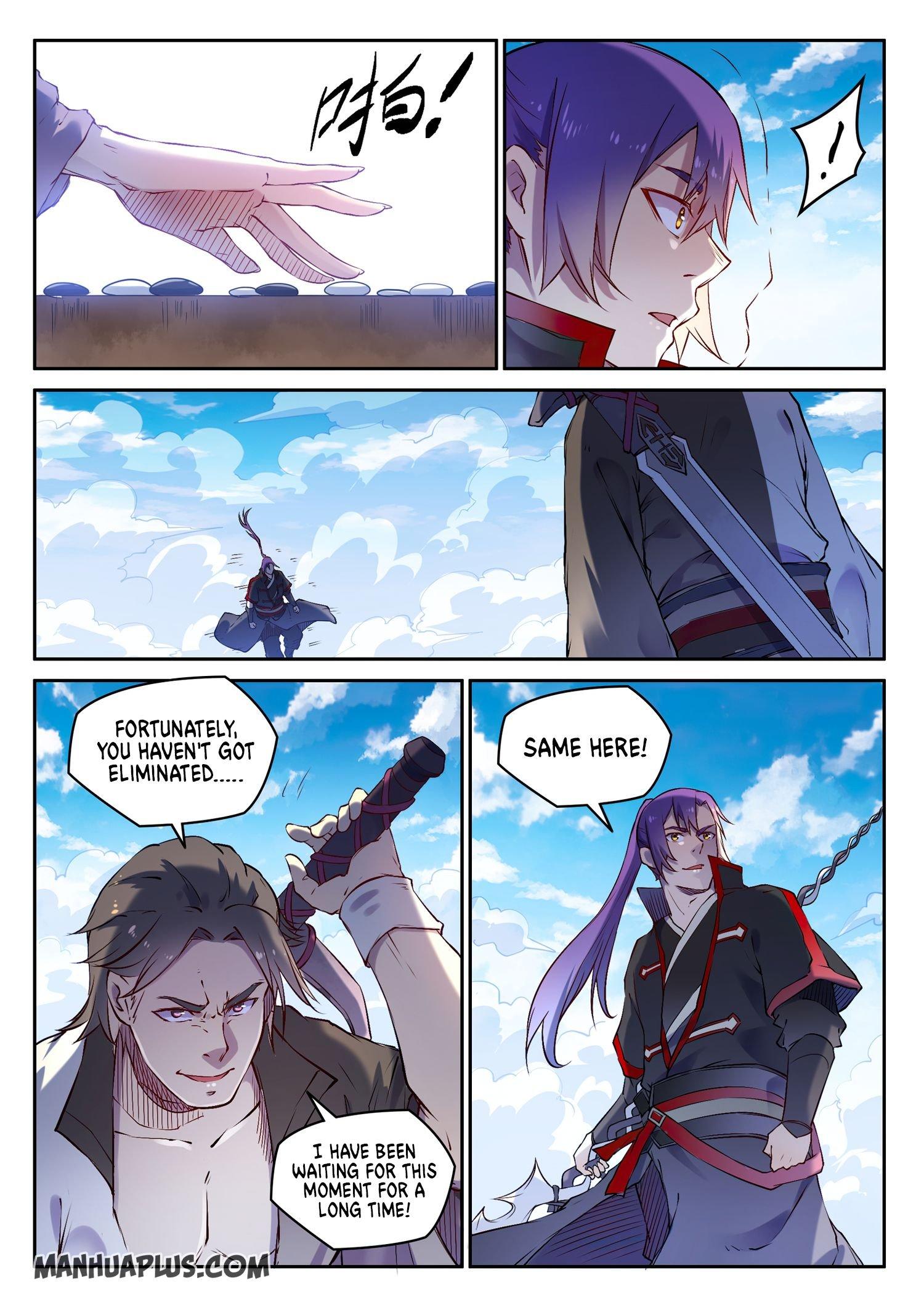 Manga Apotheosis - Chapter 661 Page 6