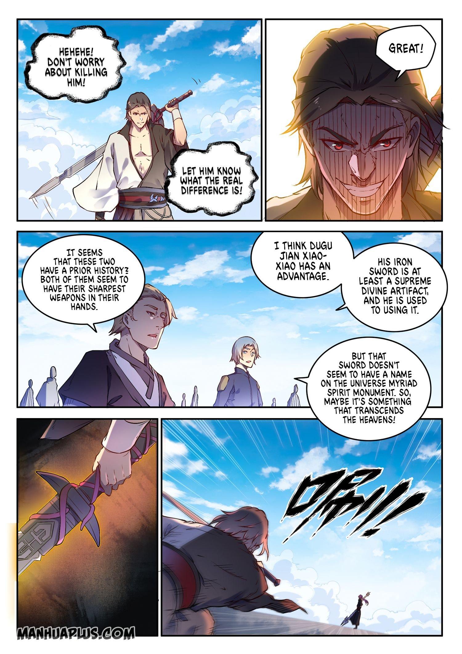 Manga Apotheosis - Chapter 661 Page 8