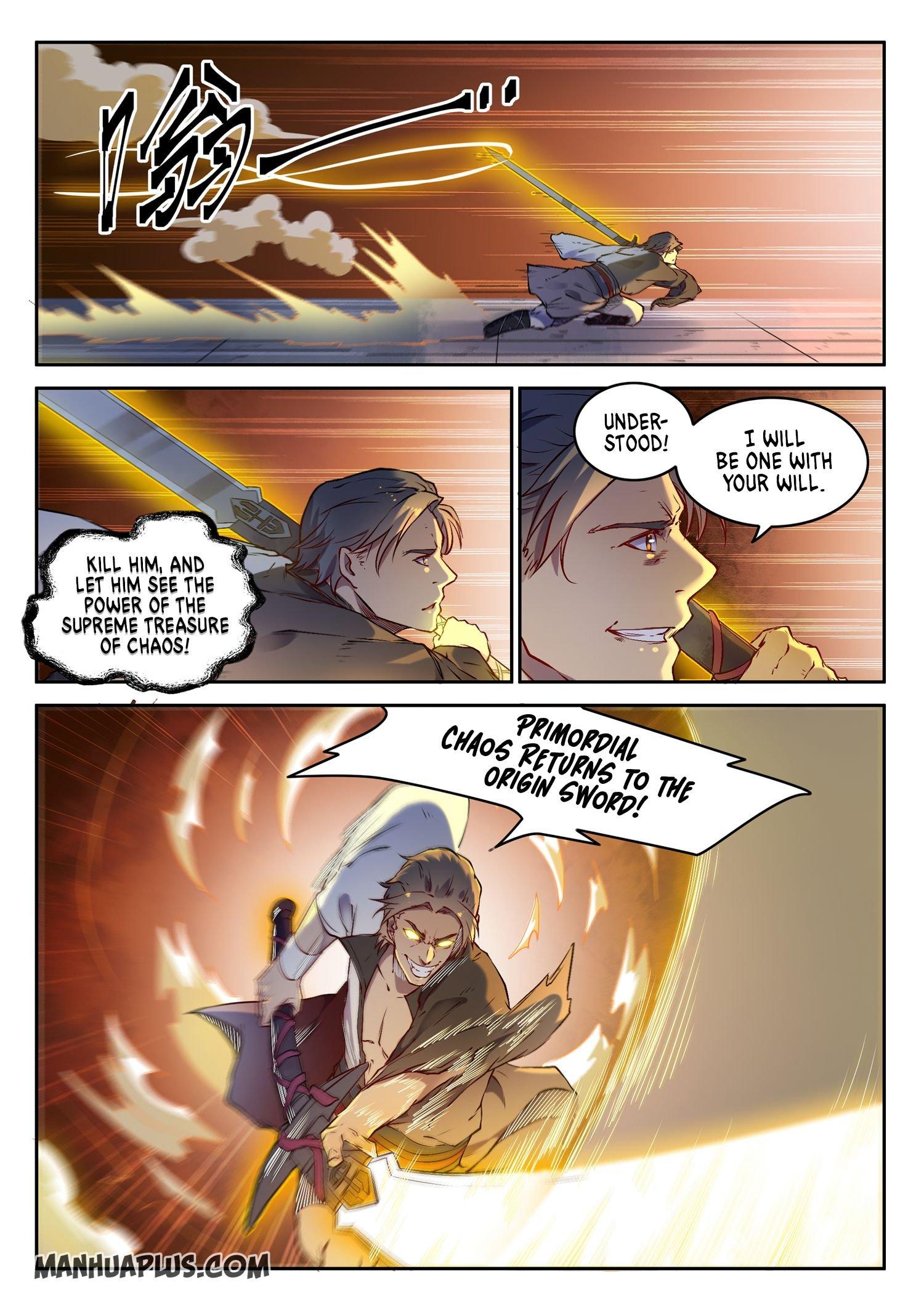 Manga Apotheosis - Chapter 661 Page 9