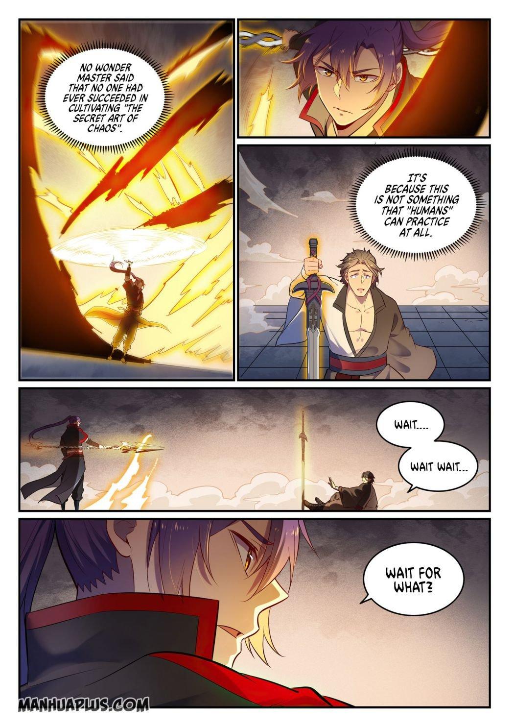 Manga Apotheosis - Chapter 662 Page 12