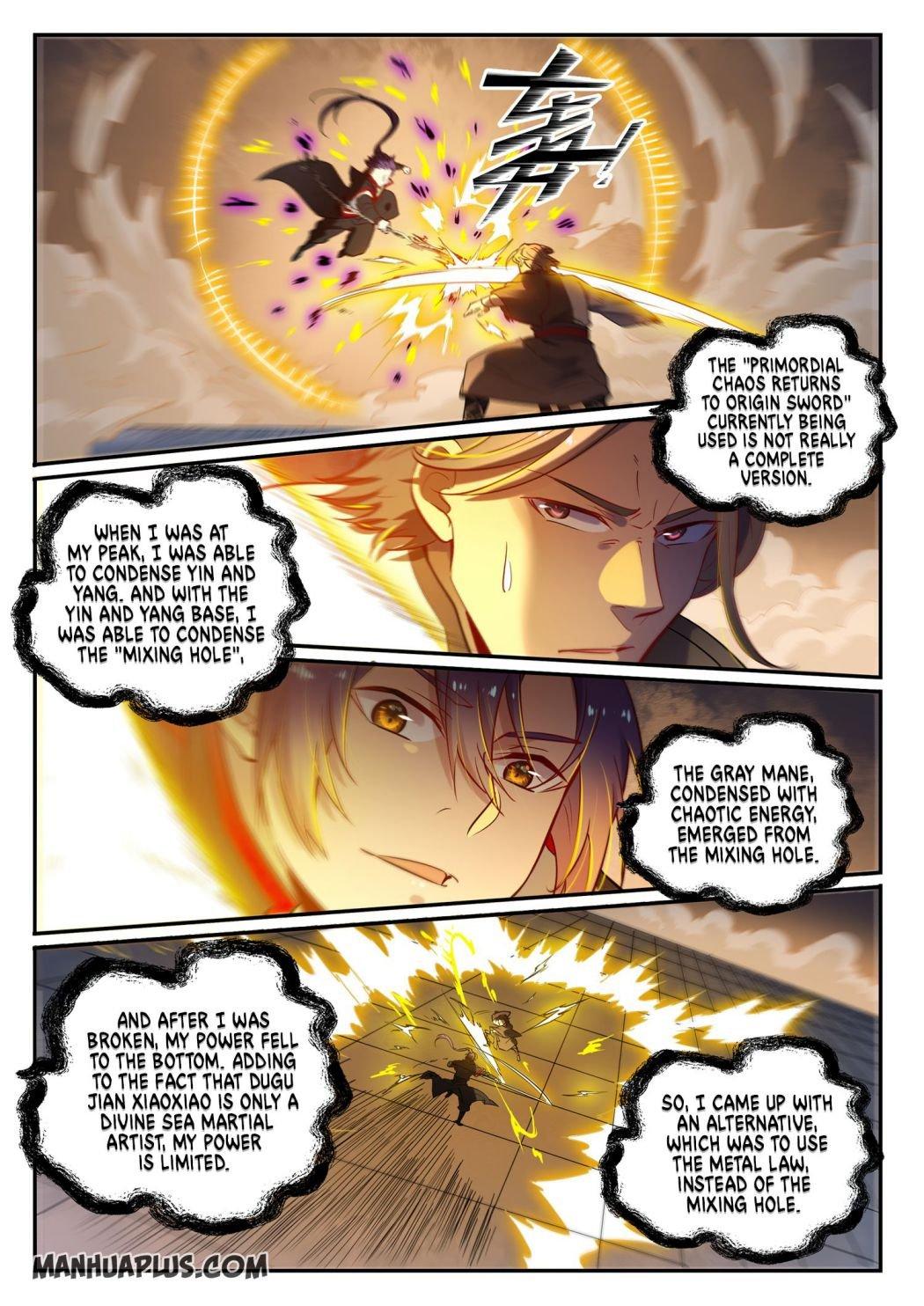 Manga Apotheosis - Chapter 662 Page 6