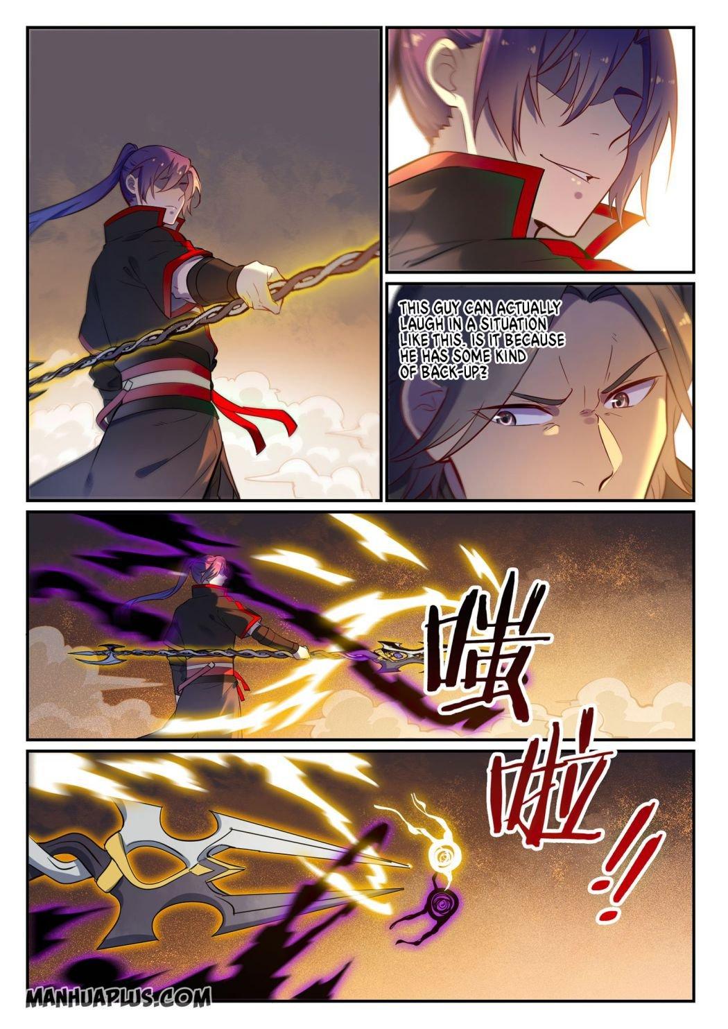 Manga Apotheosis - Chapter 662 Page 4